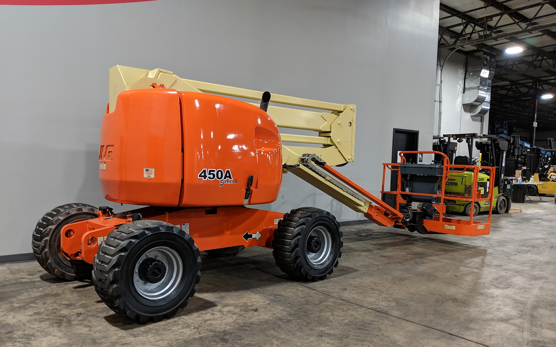 Used 2006 JLG 450A  | Cary, IL