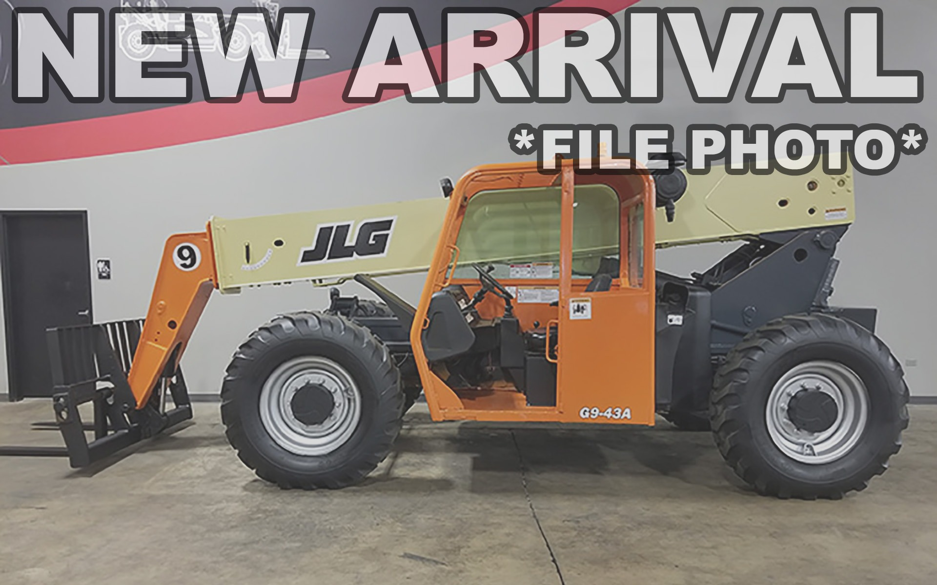 Used 2005 JLG G9-43A    Cary, IL