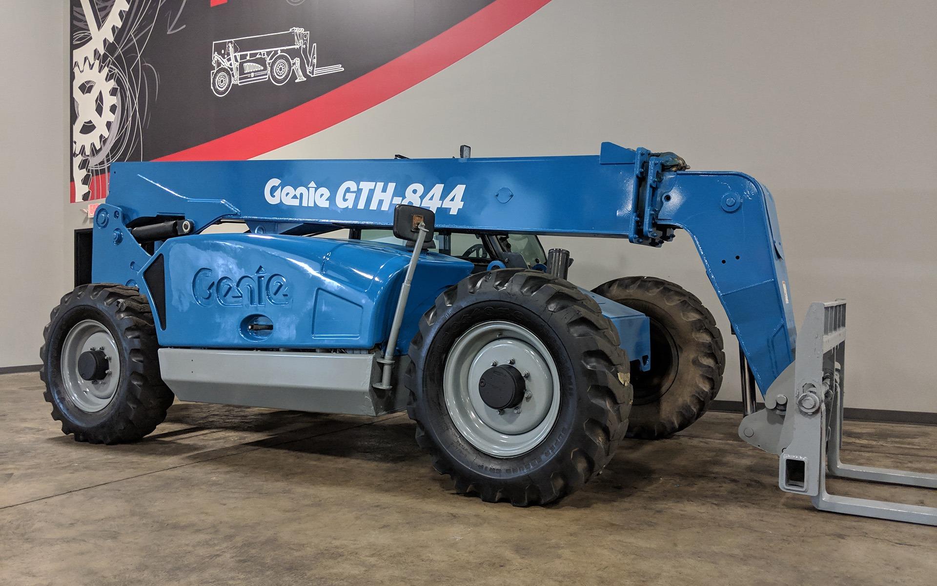 Used 2014 GENIE GTH844  | Cary, IL