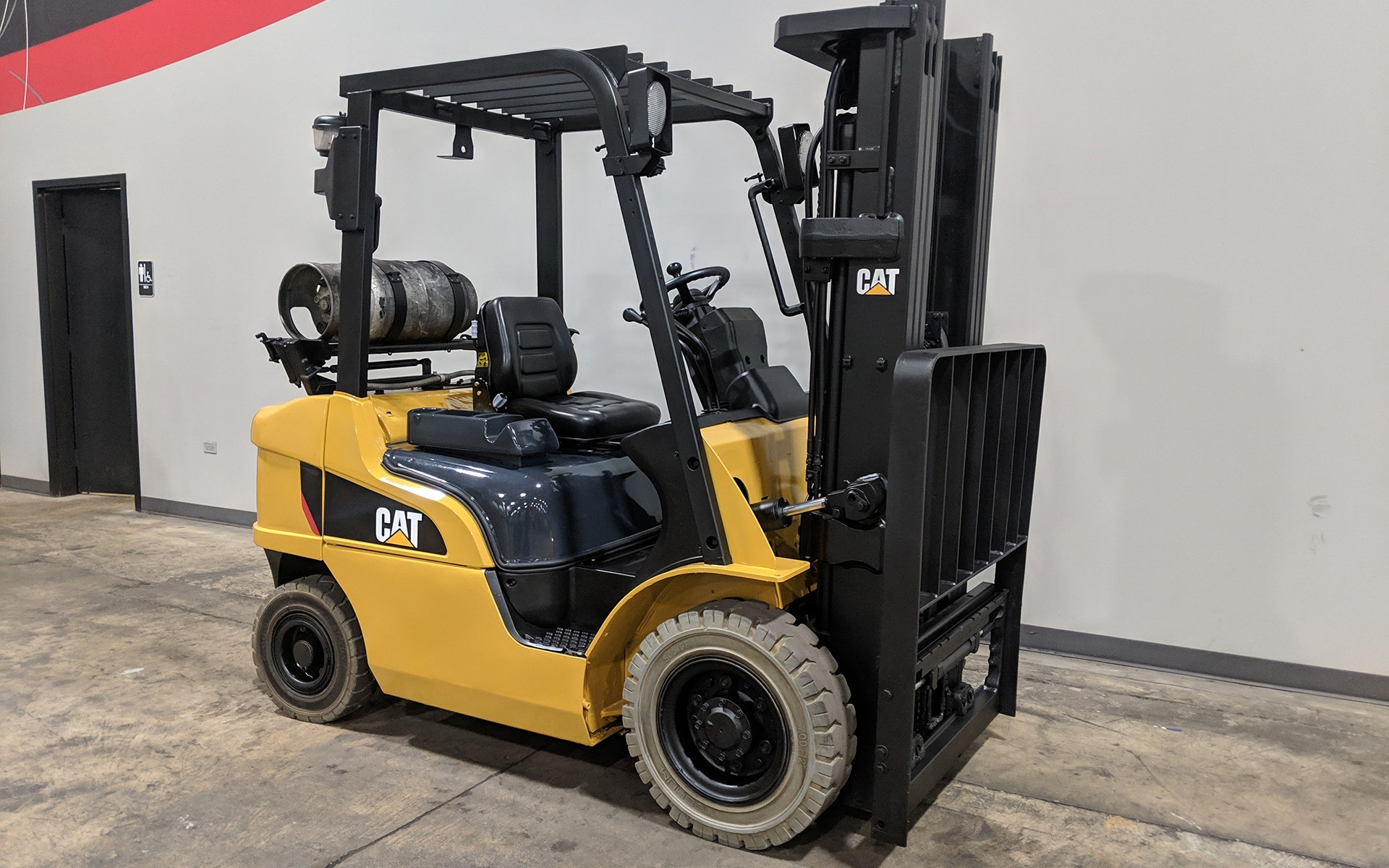 Used 2015 CATERPILLAR GP25N  | Cary, IL