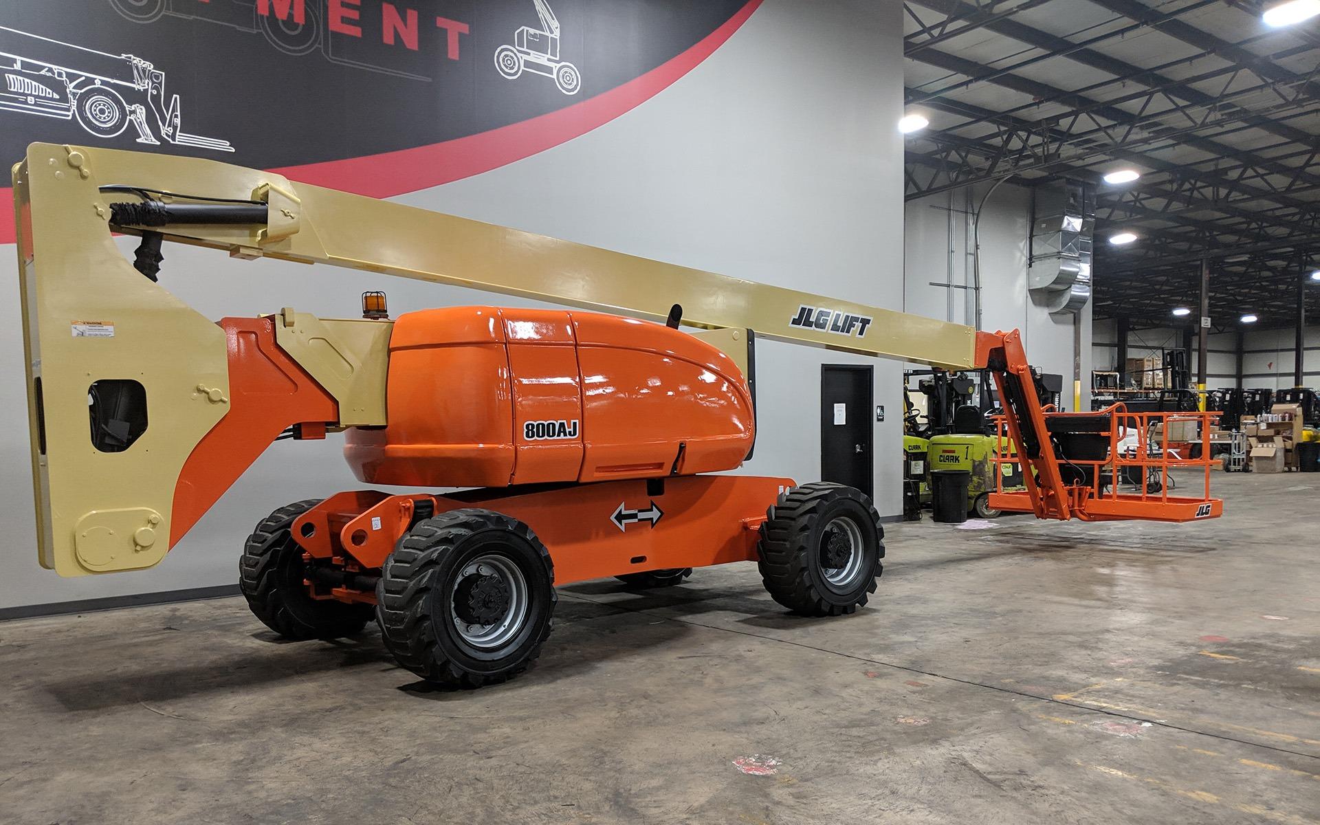 Used 2002 JLG 800AJ  | Cary, IL