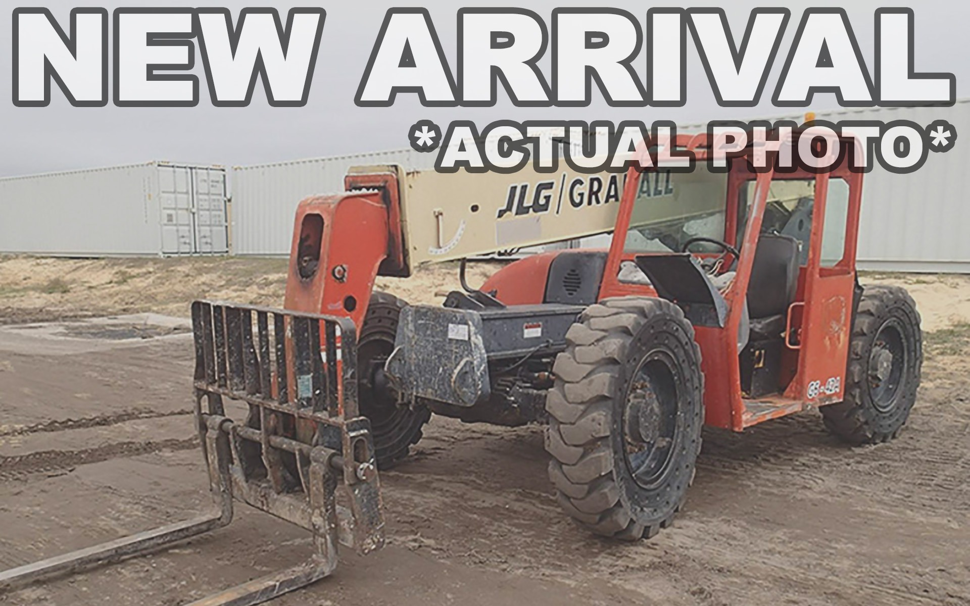 Used 2004 JLG G6-42A    Cary, IL