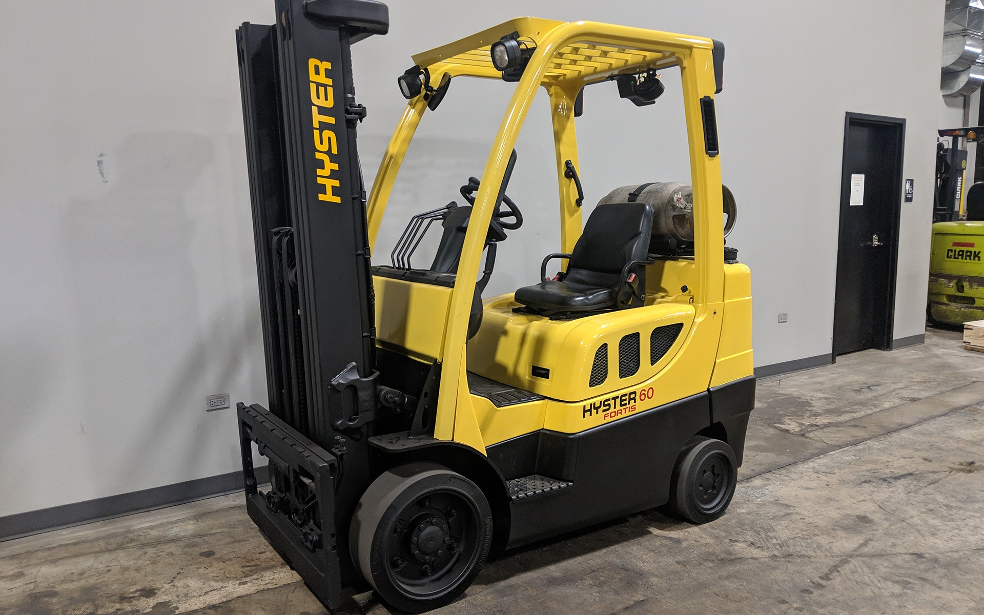 Used 2013 HYSTER S60FT  | Cary, IL