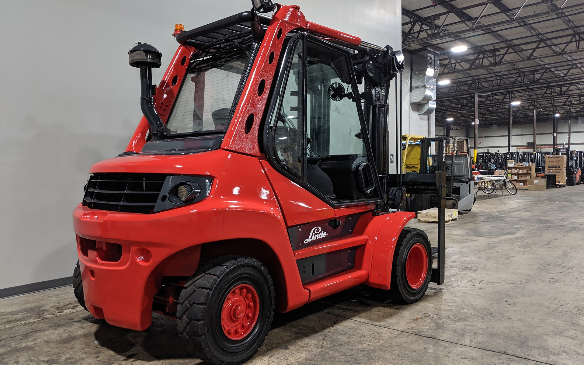 Used 2012 LINDE H70D  | Cary, IL