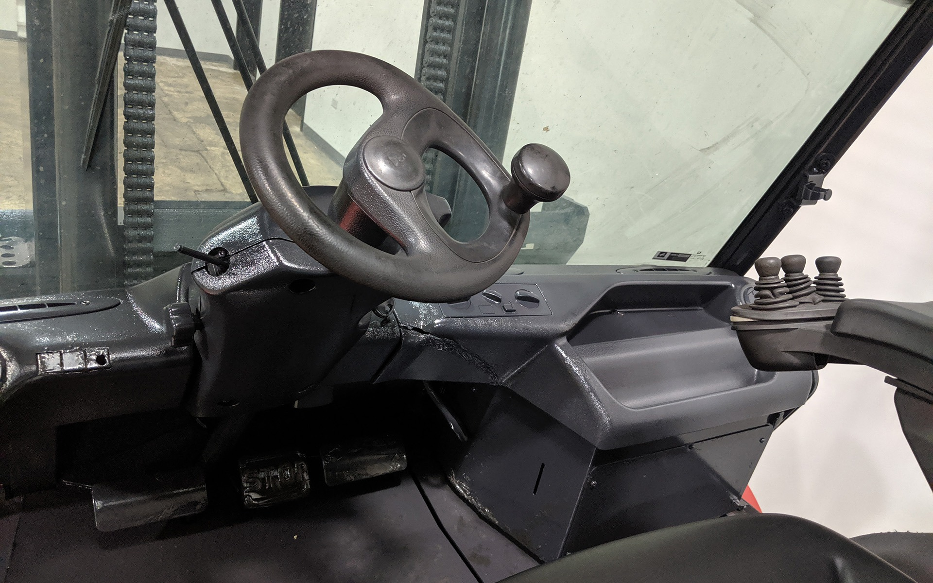 Used 2012 LINDE H70D    Cary, IL