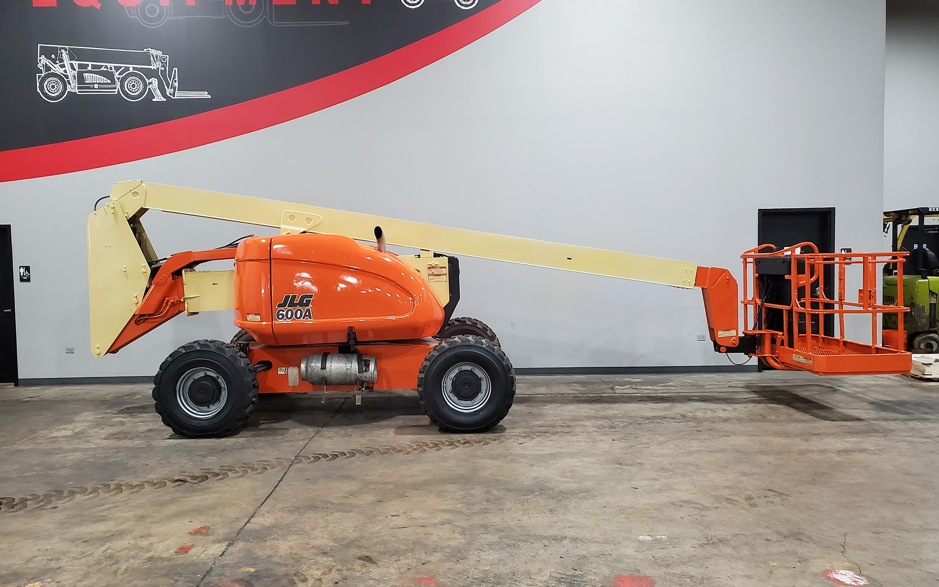 Used 2001 JLG 600A  | Cary, IL