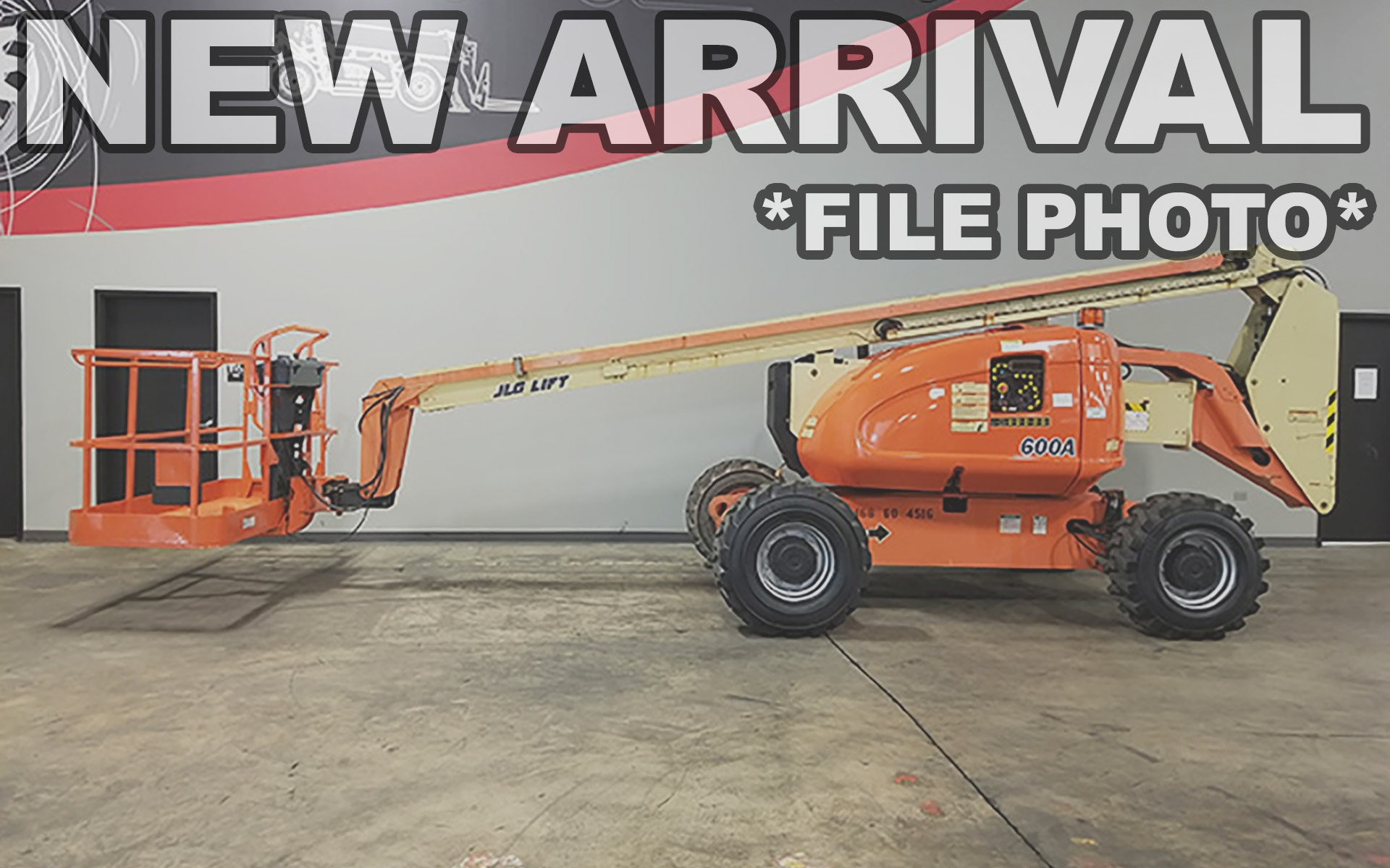 Used 2000 JLG 600A  | Cary, IL