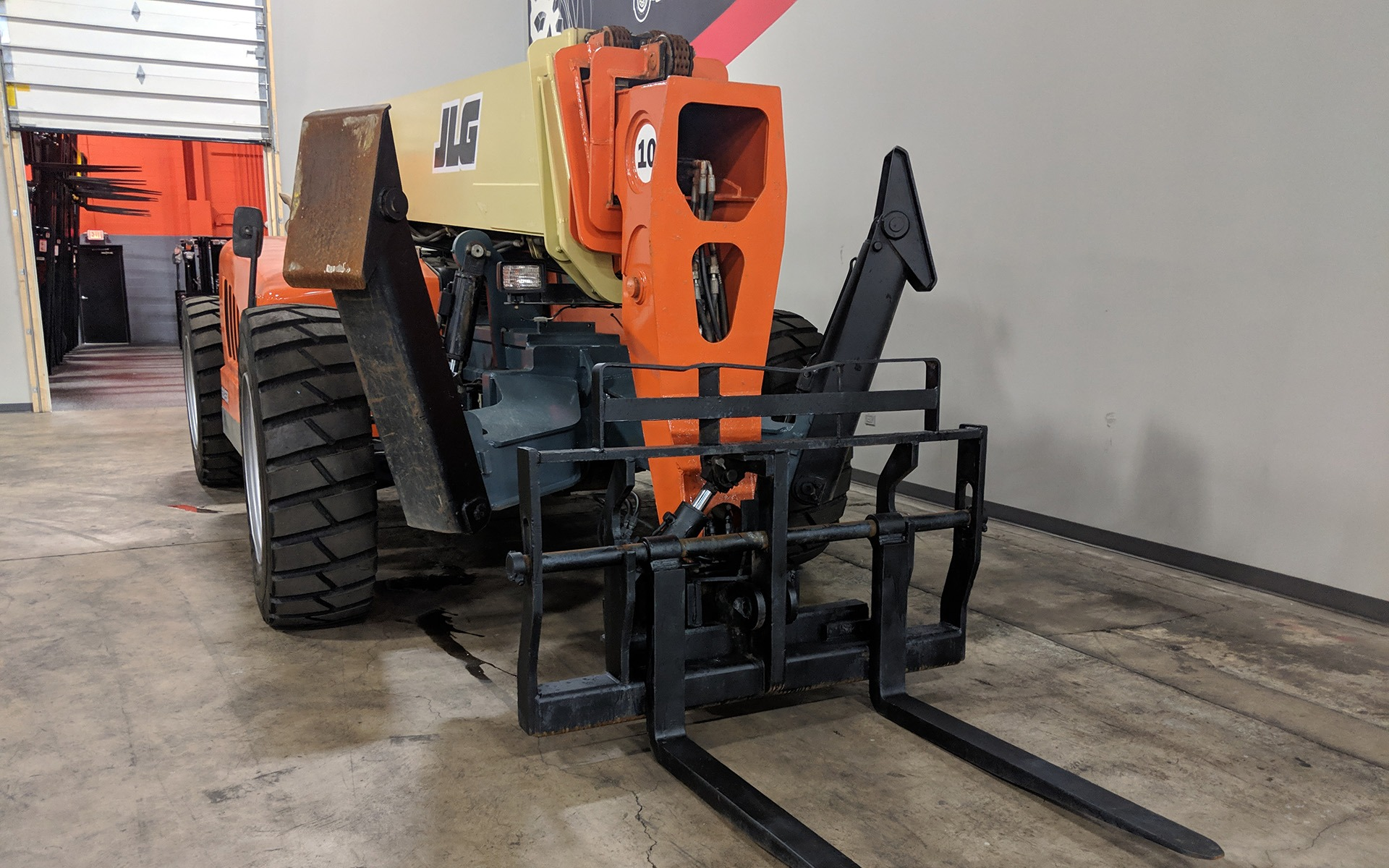Used 2010 JLG G10-55A  | Cary, IL