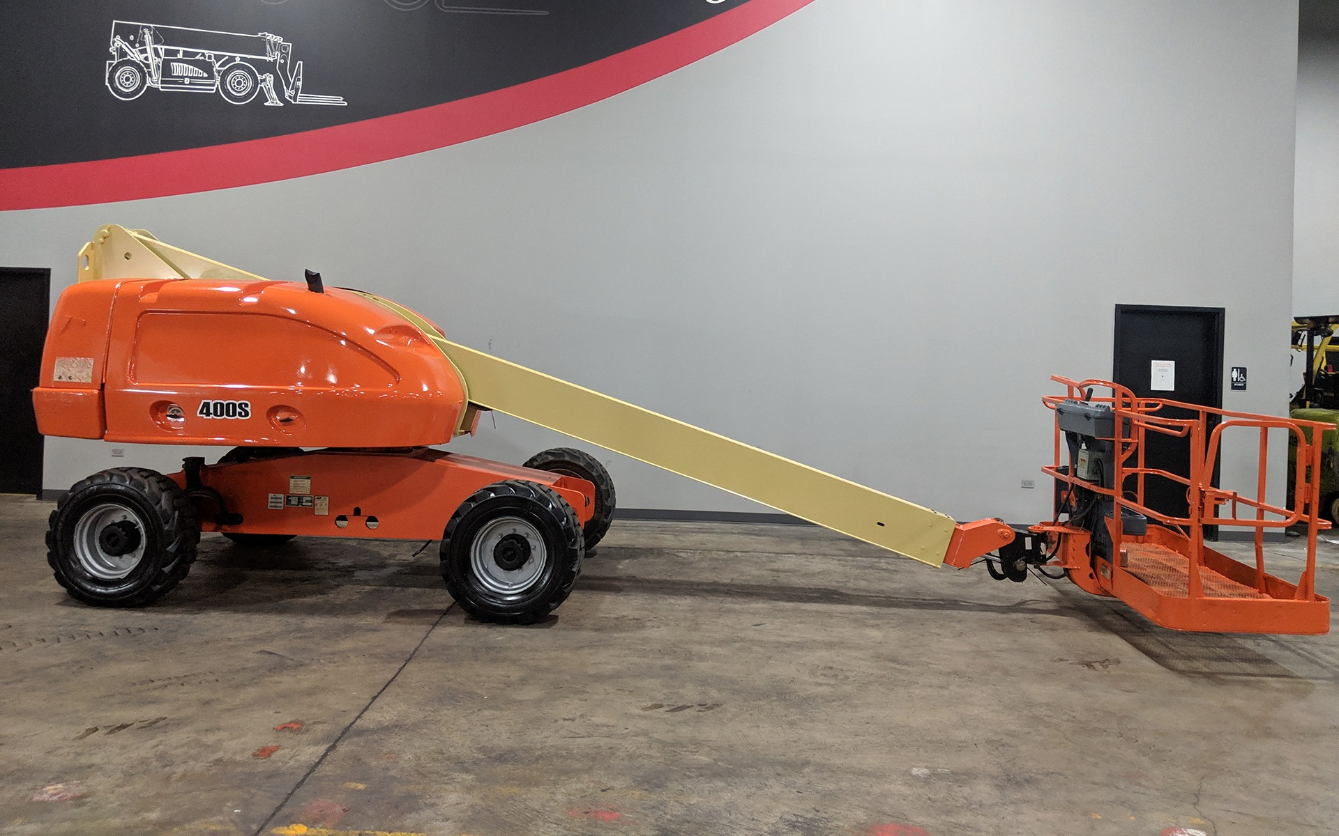 Used 2005 JLG 400S  | Cary, IL