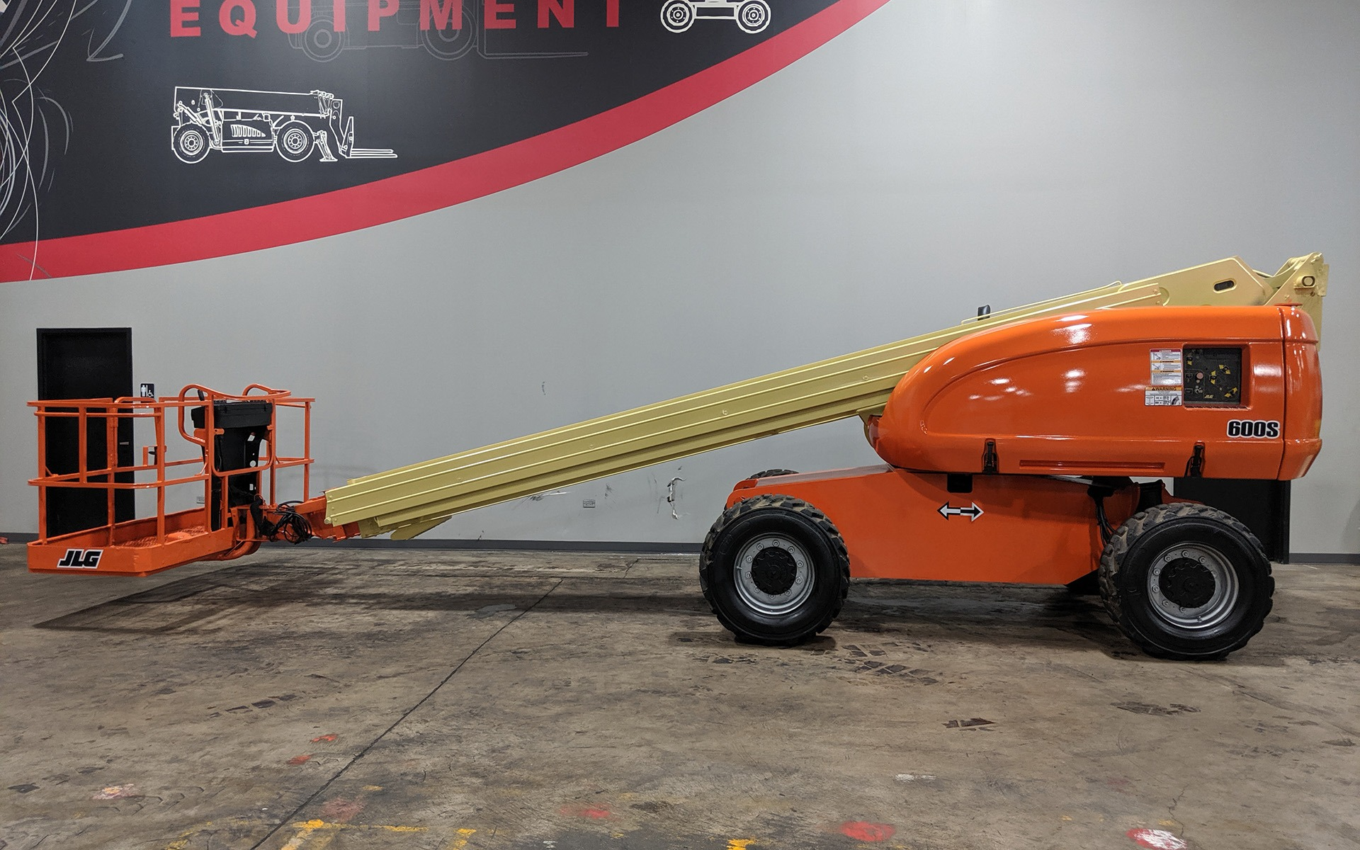 Used 1999 JLG 600S  | Cary, IL