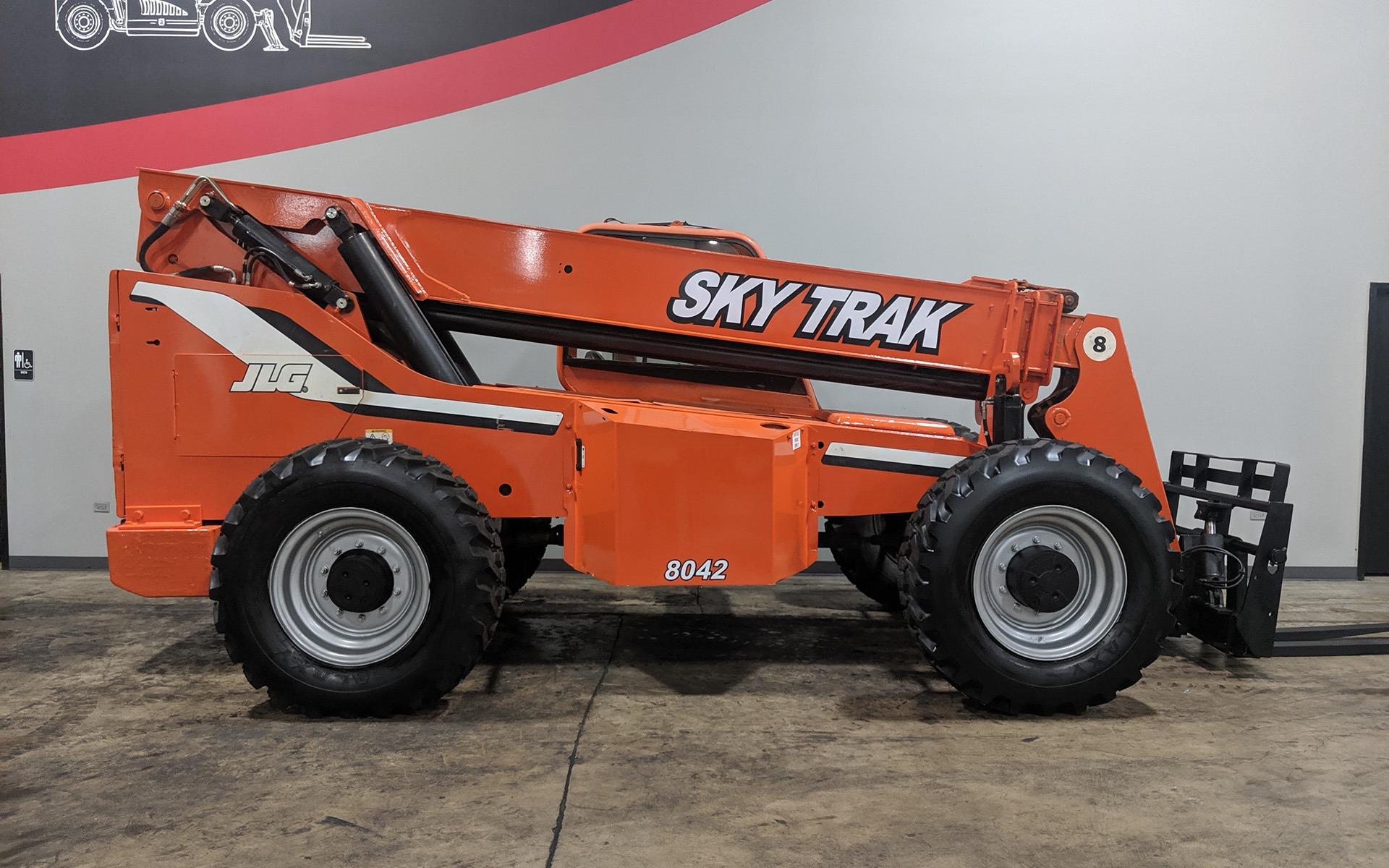 Used 2008 SKYTRAK 8042  | Cary, IL
