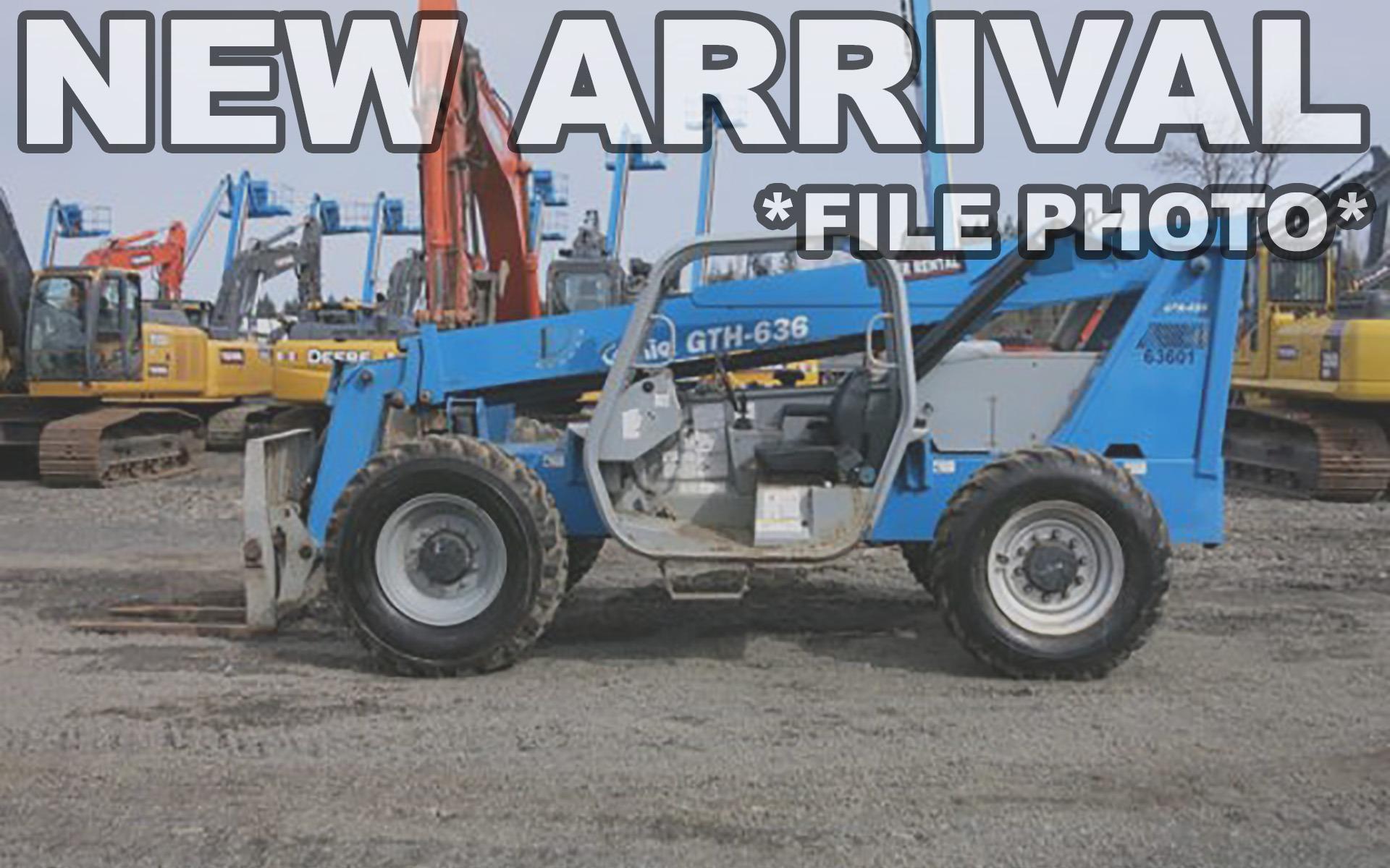 Used 2006 GENIE GTH636  | Cary, IL