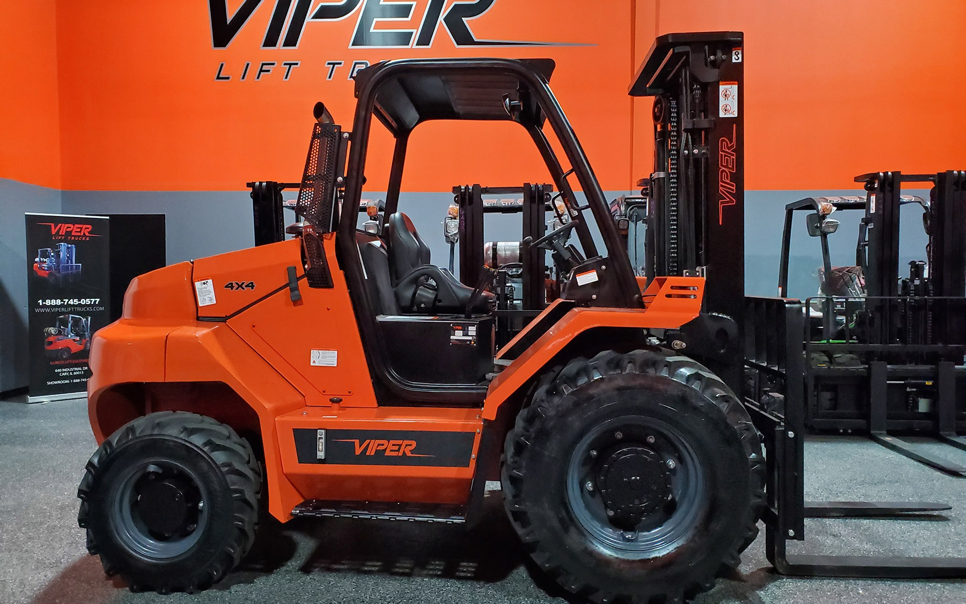 New 2020 VIPER RT80  | Cary, IL