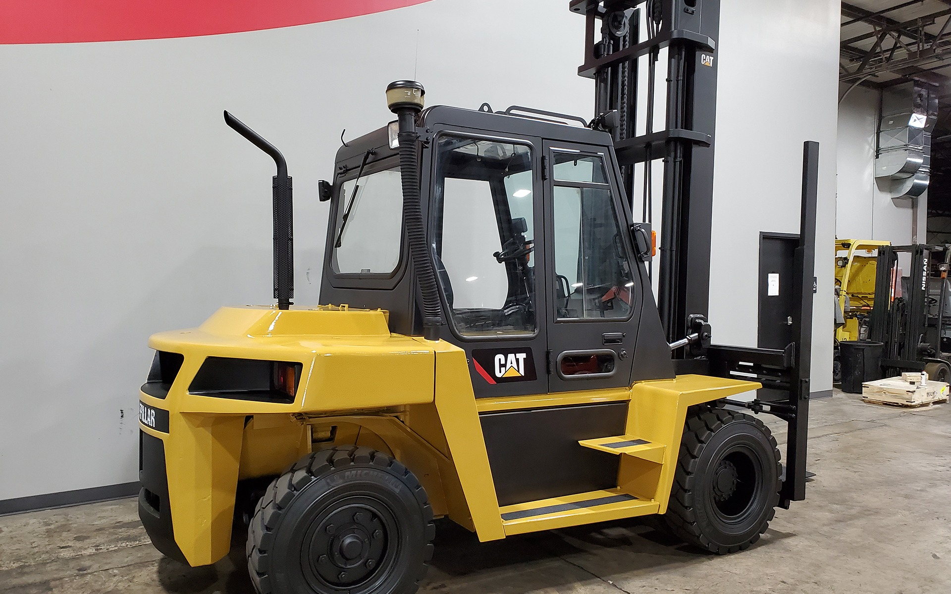 Used 2005 CATERPILLAR DP70  | Cary, IL