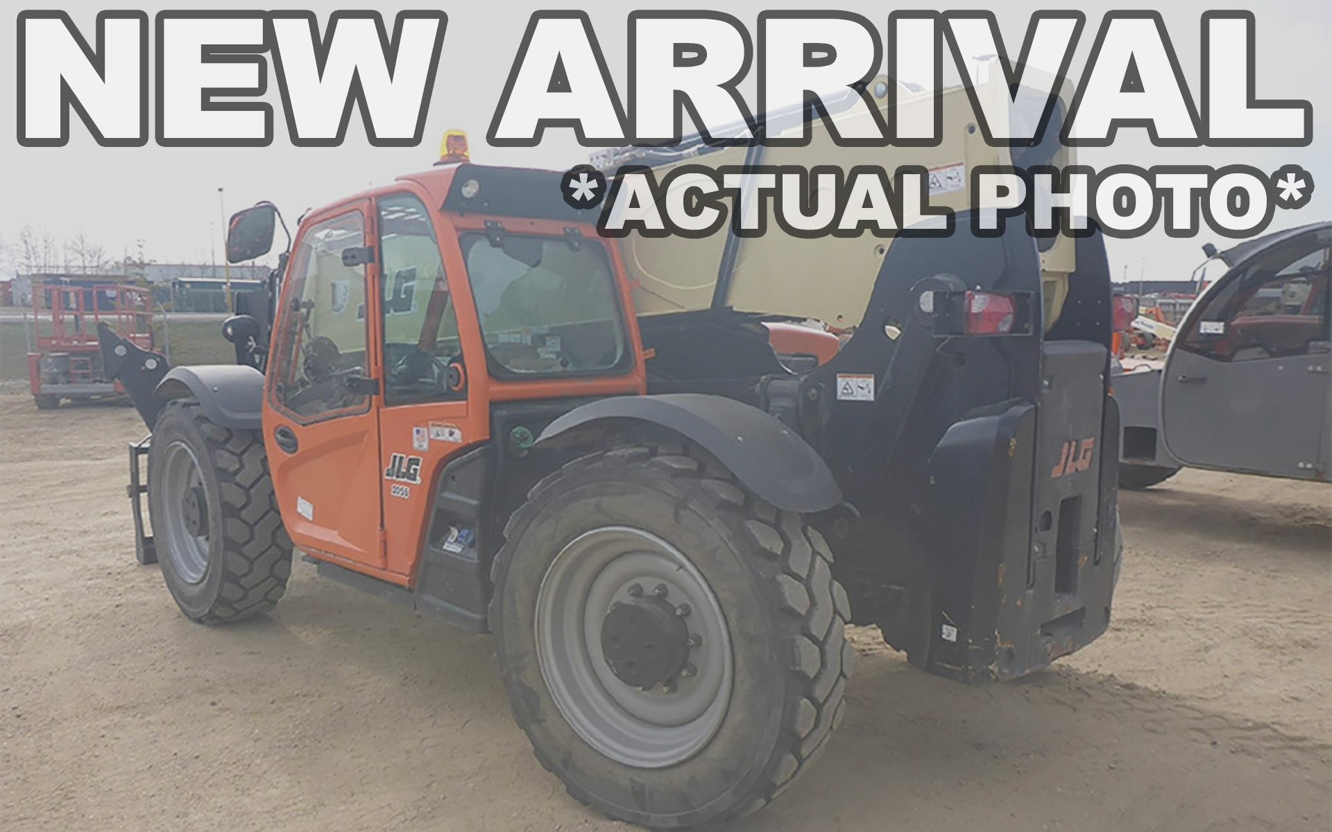 Used 2017 JLG G1055  | Cary, IL