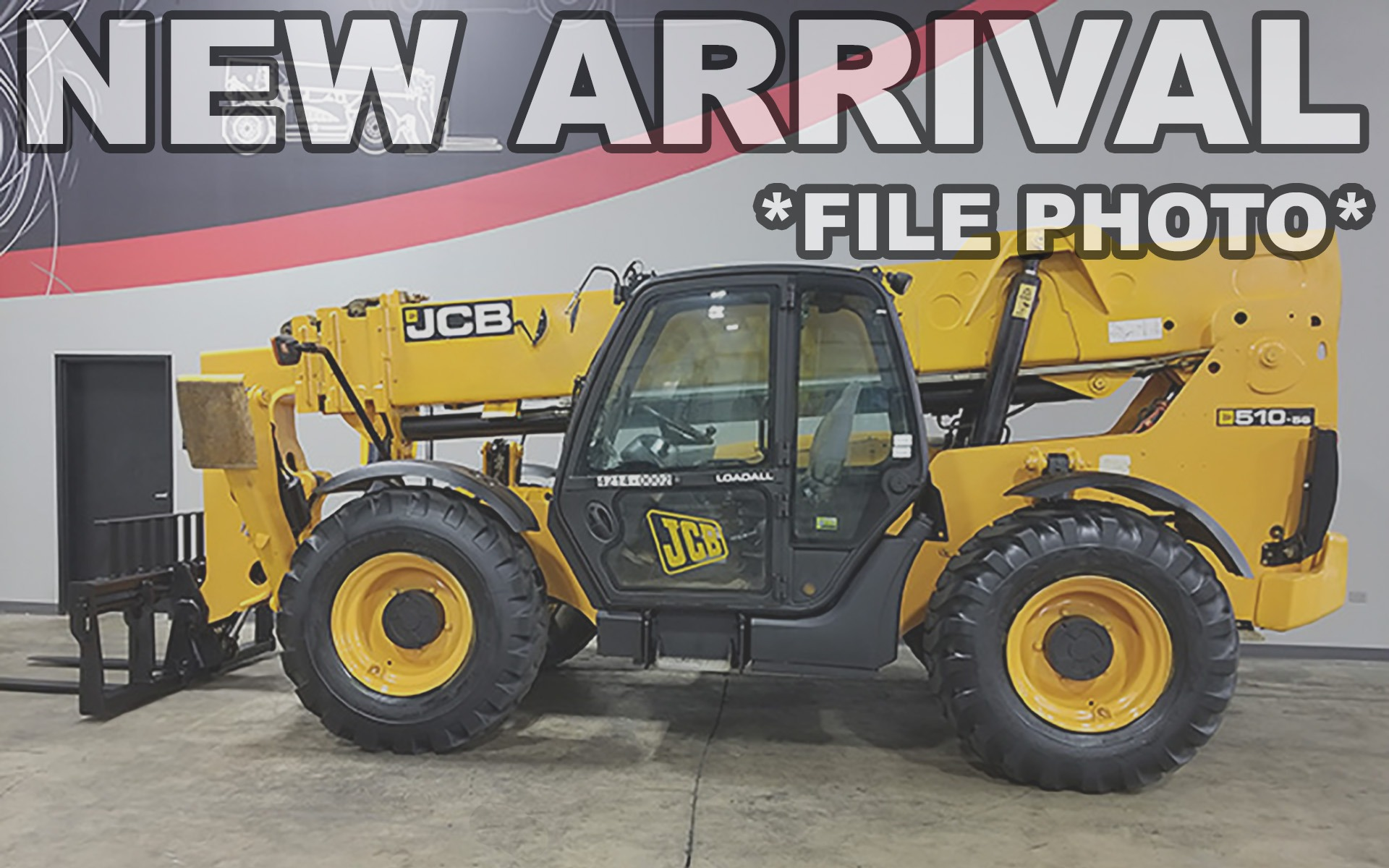 Used 2017 JCB 510-56    Cary, IL