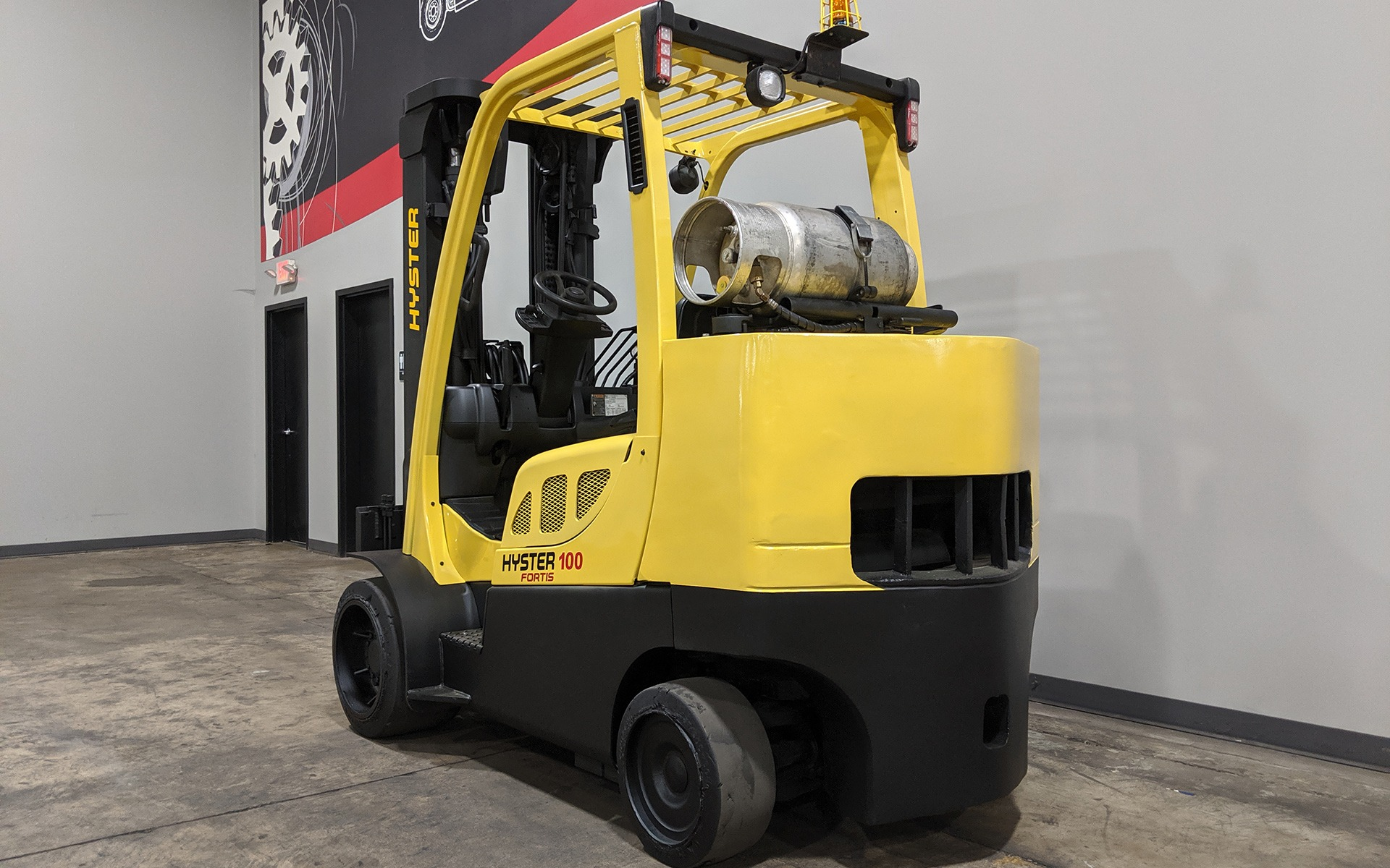 Used 2008 HYSTER S100FTBCS  | Cary, IL