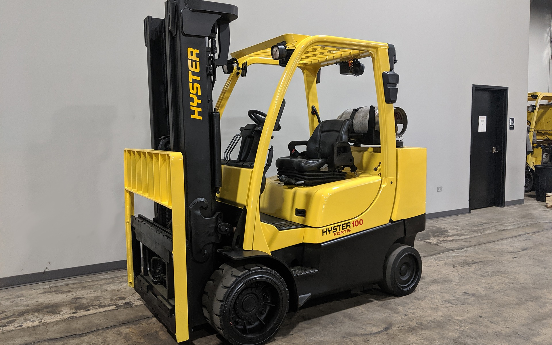 Used 2014 HYSTER S100FTBCS  | Cary, IL