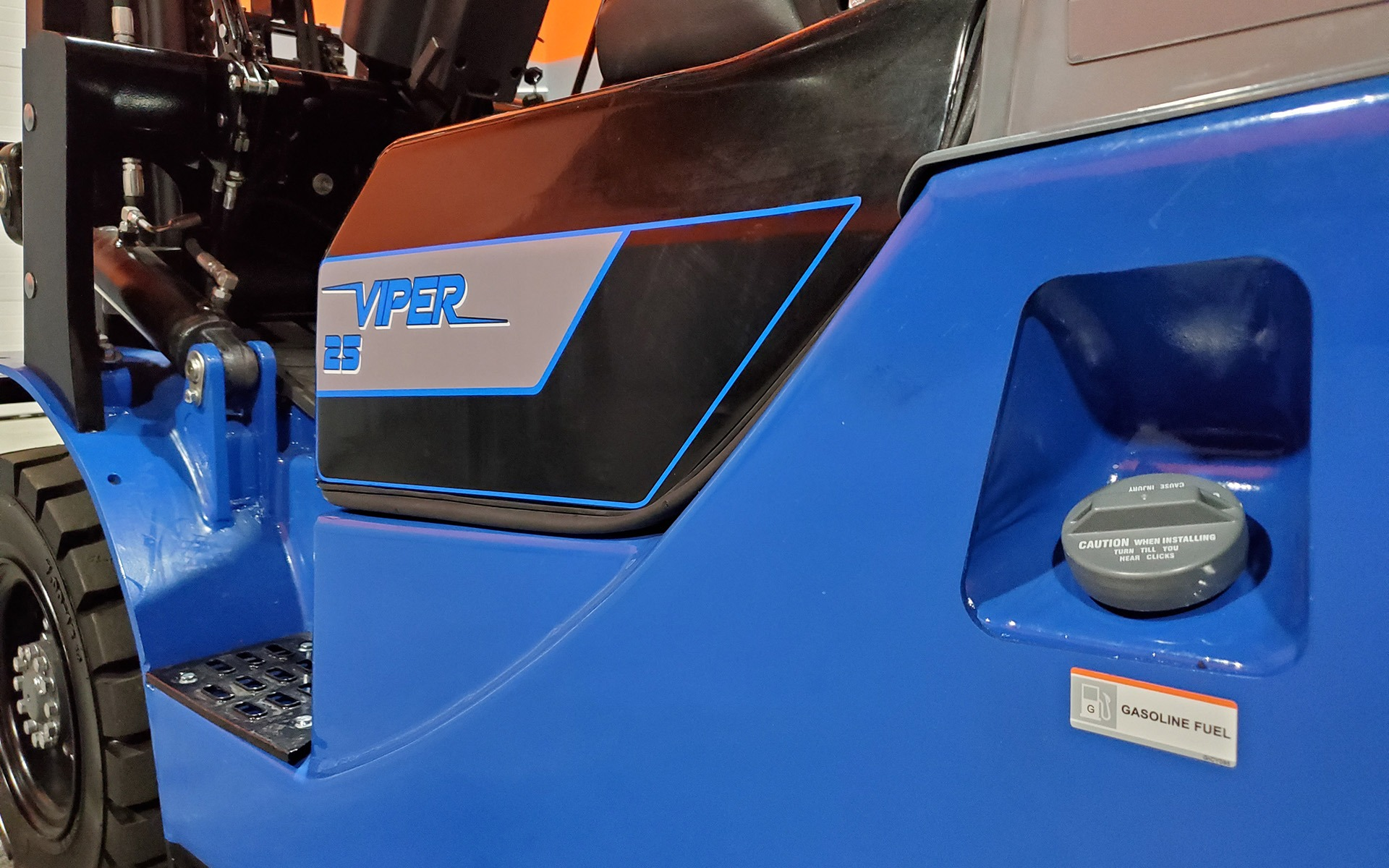 New 2019 VIPER FY25BCS  | Cary, IL