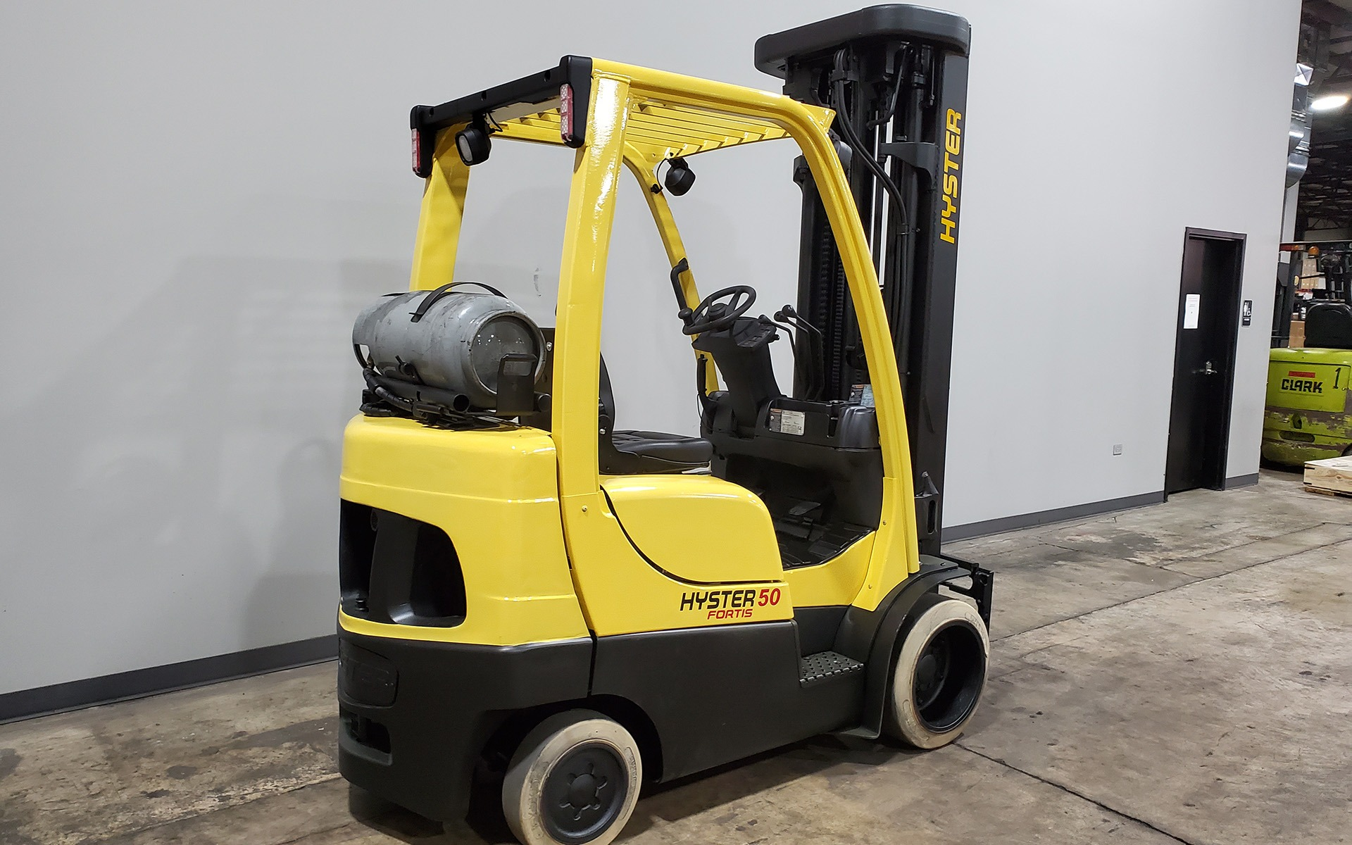 Used 2007 HYSTER S50FT    Cary, IL