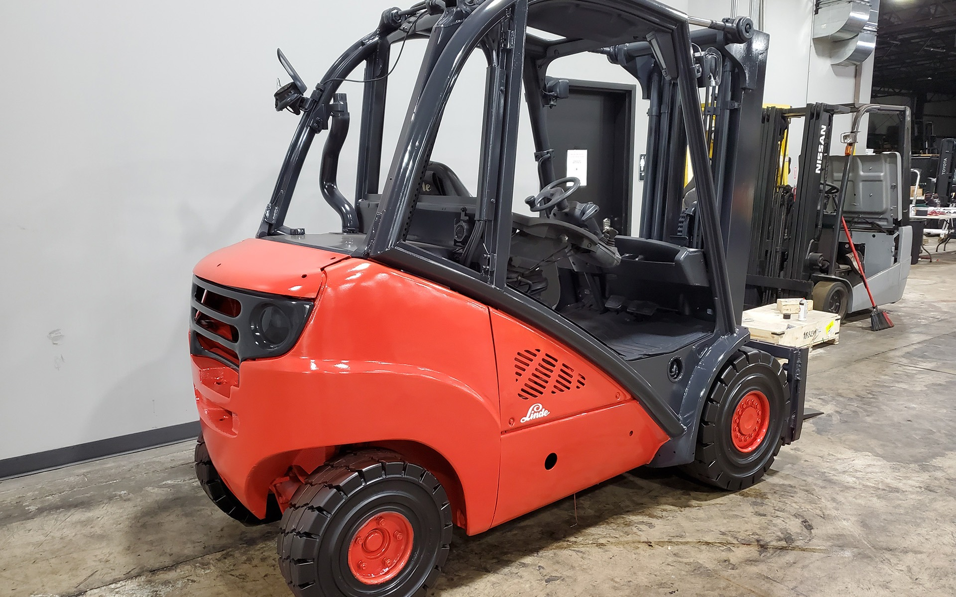 Used 2012 LINDE H30D  | Cary, IL