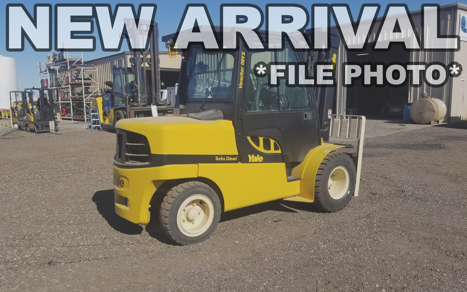Used 2011 YALE GDP110VX  | Cary, IL