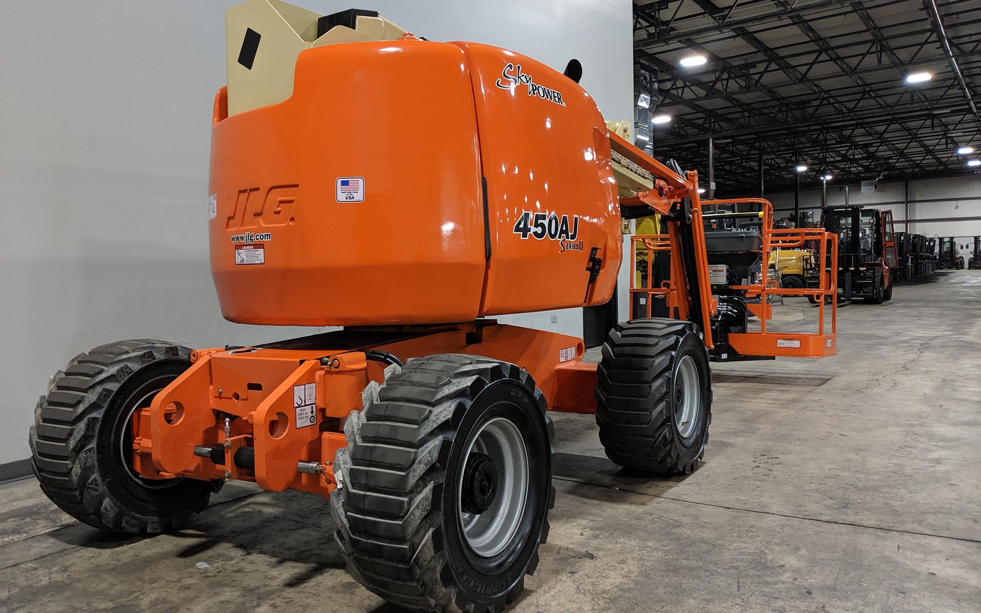 Used 2019 JLG 450AJ  | Cary, IL