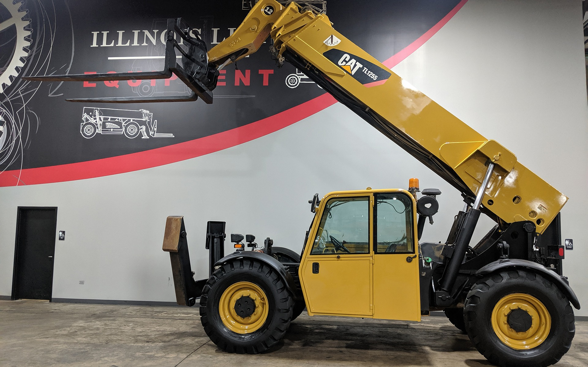 Used 2008 CATERPILLAR TL1255  | Cary, IL