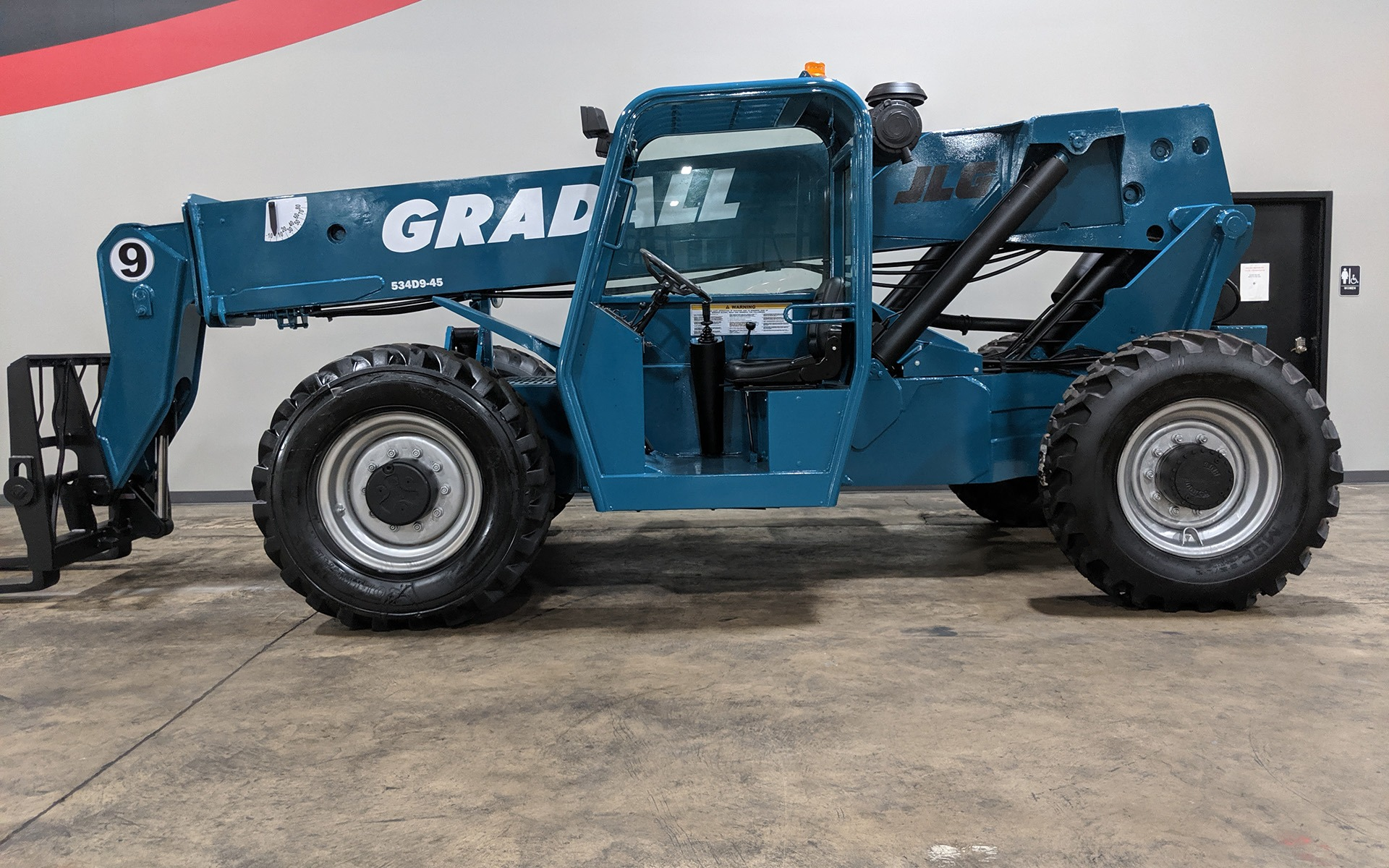 Used 2007 GRADALL 534D-9  | Cary, IL