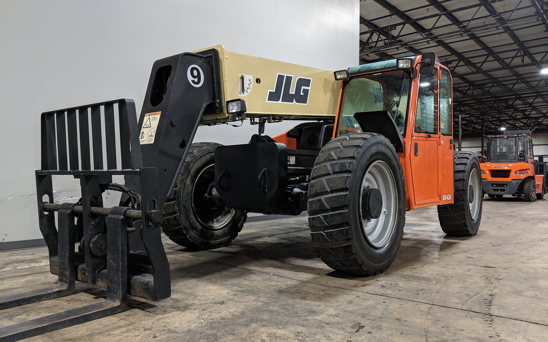 Used 2014 JLG G9-43A  | Cary, IL
