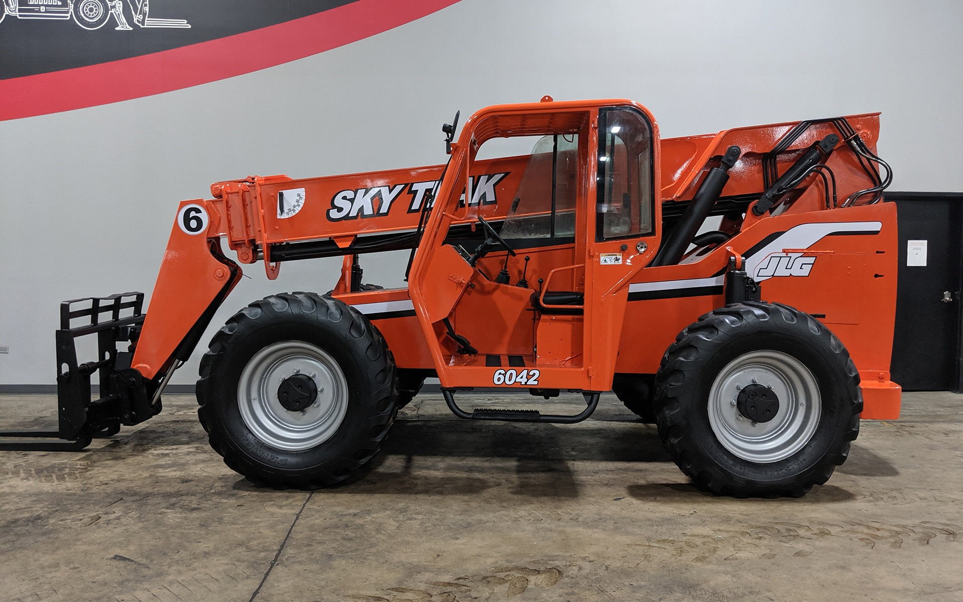 Used 2004 SKYTRAK 6042  | Cary, IL
