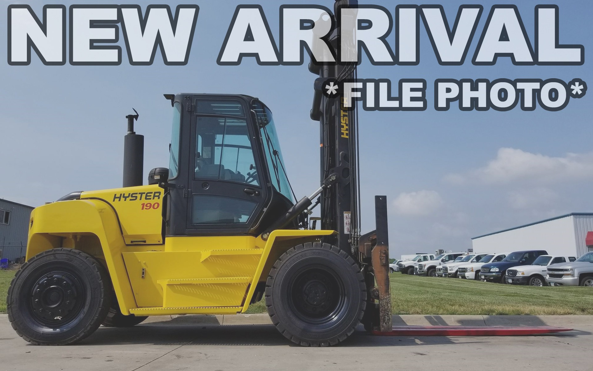 Used 2011 HYSTER H190HD2  | Cary, IL