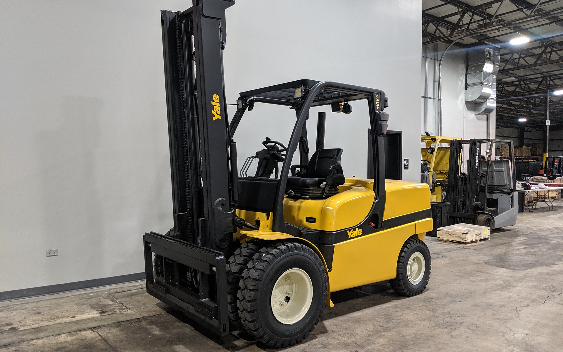 Used 2012 YALE GDP110VX  | Cary, IL