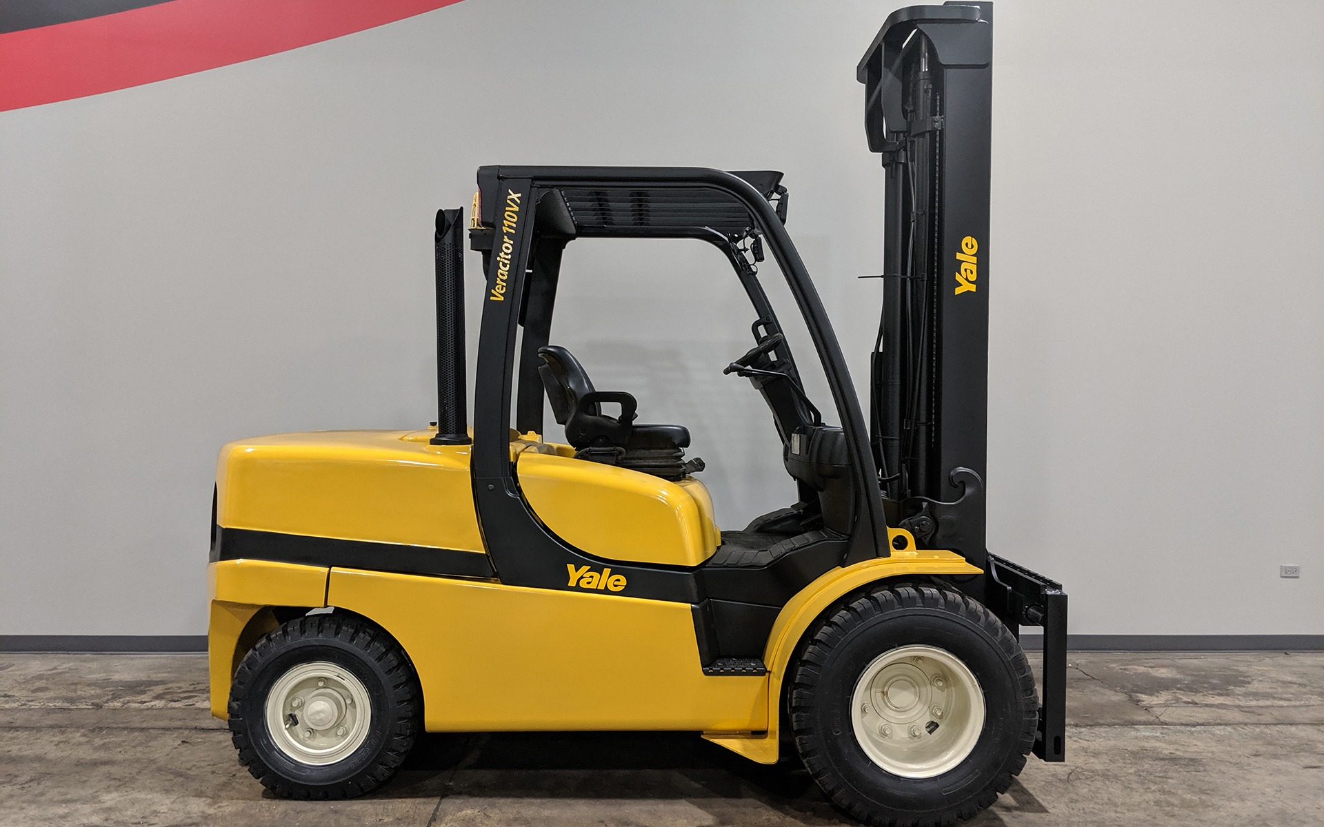 Used 2012 YALE GDP110VX    Cary, IL