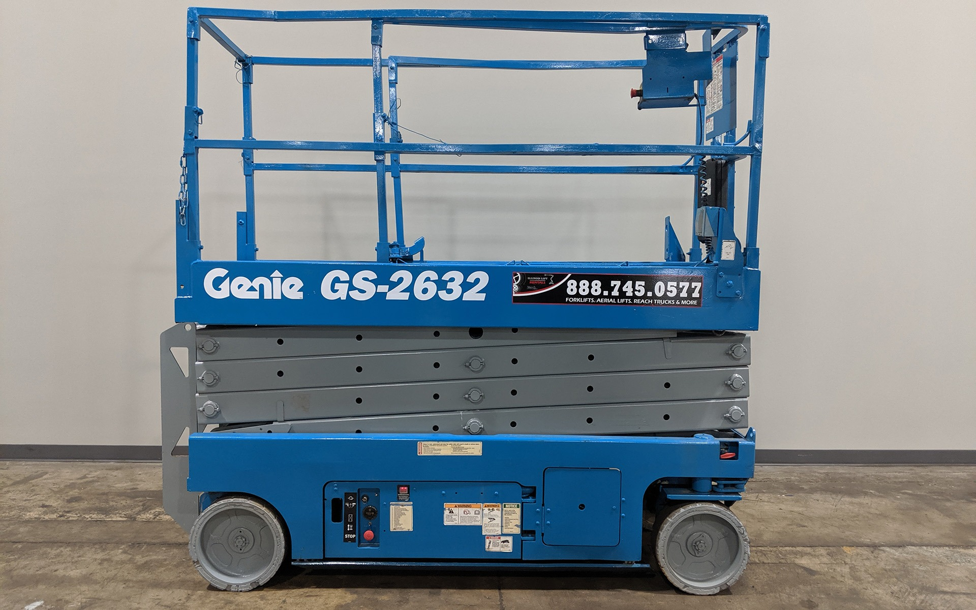 Used 2007 GENIE GS2632  | Cary, IL