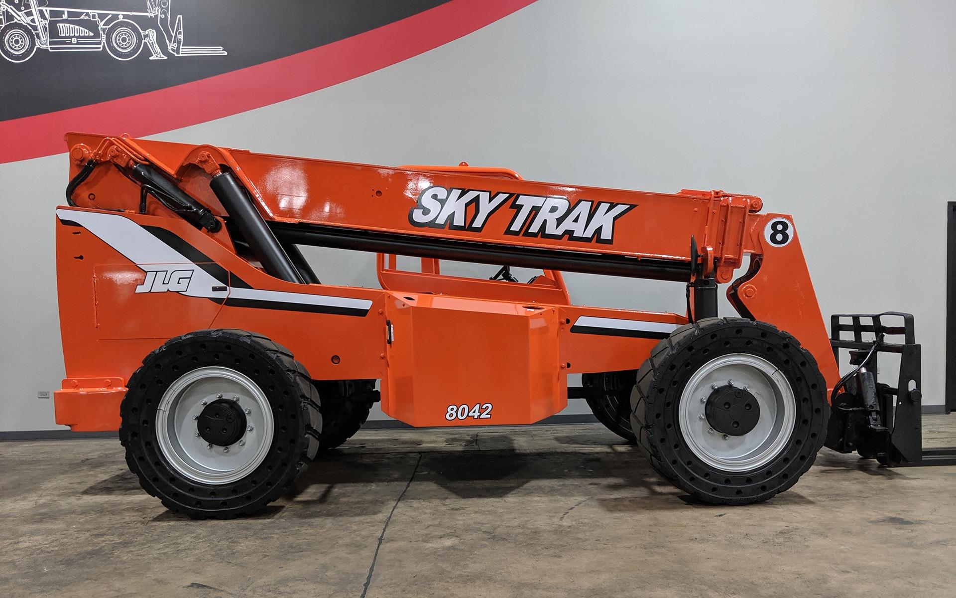 Used 2003 SKYTRAK 8042    Cary, IL
