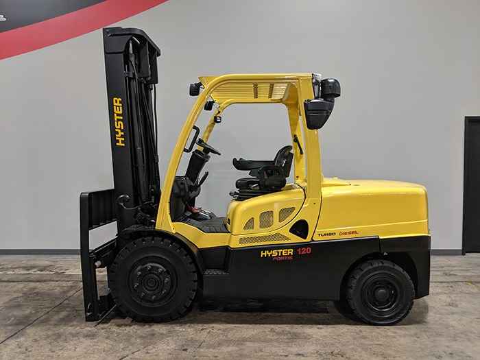 Used 2015 HYSTER H120FT    Cary, IL