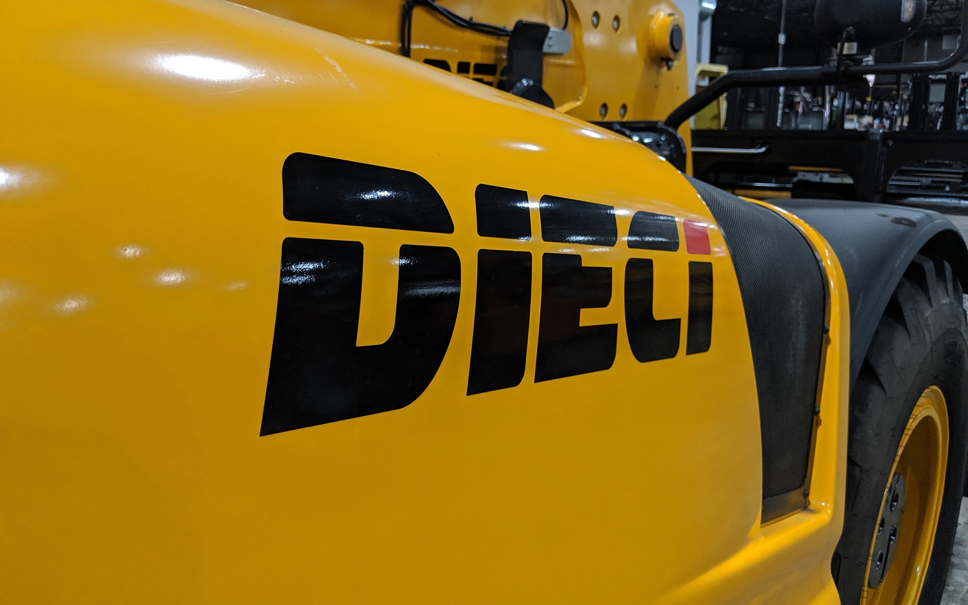 Used 2019 DIECI 120.10  | Cary, IL