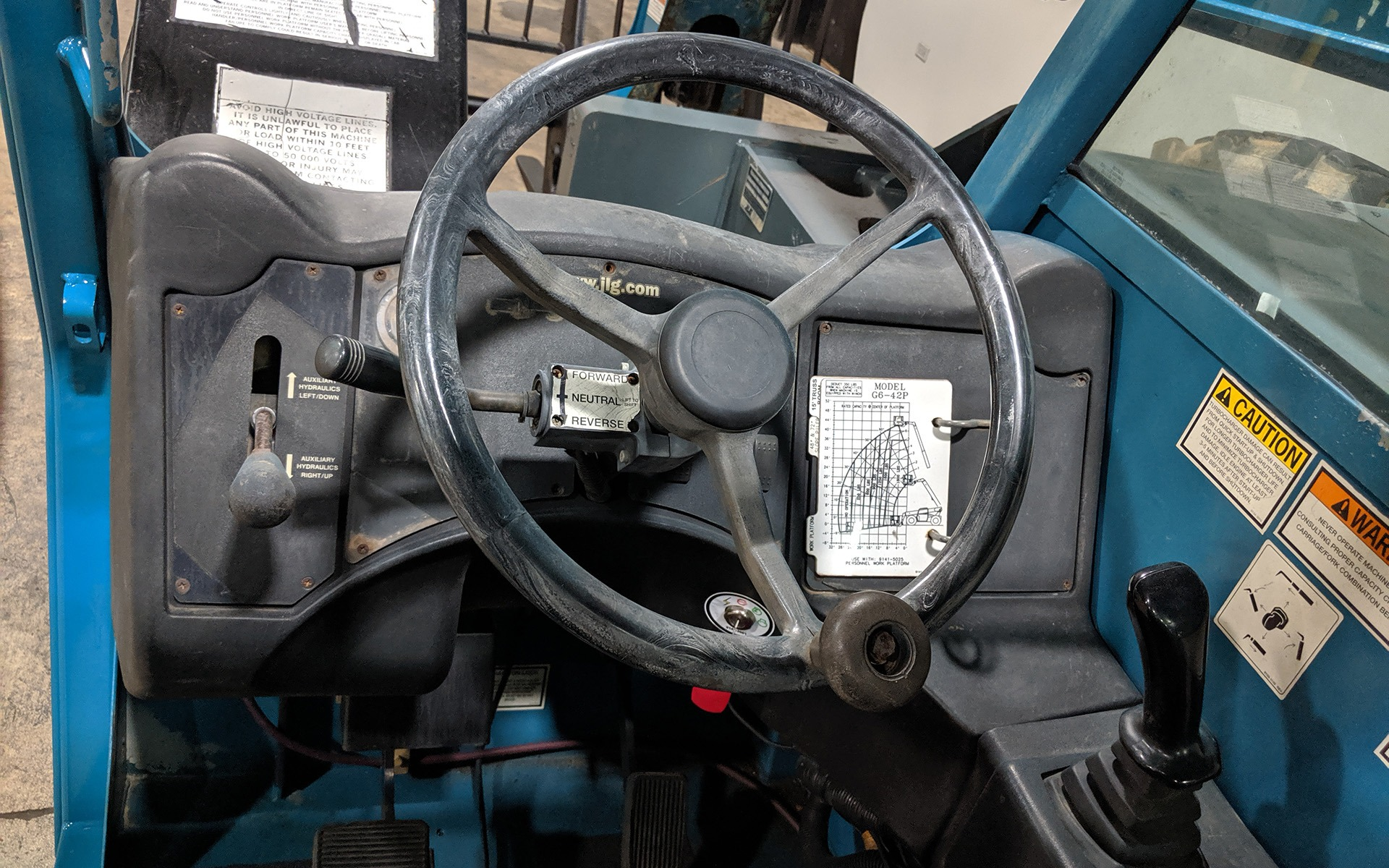 Used 2007 GRADALL G6-42P    Cary, IL
