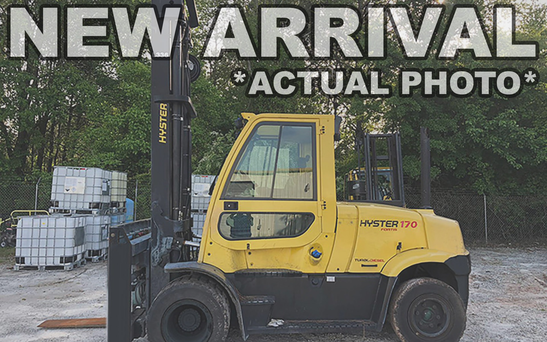 Used 2017 HYSTER H170HD  | Cary, IL