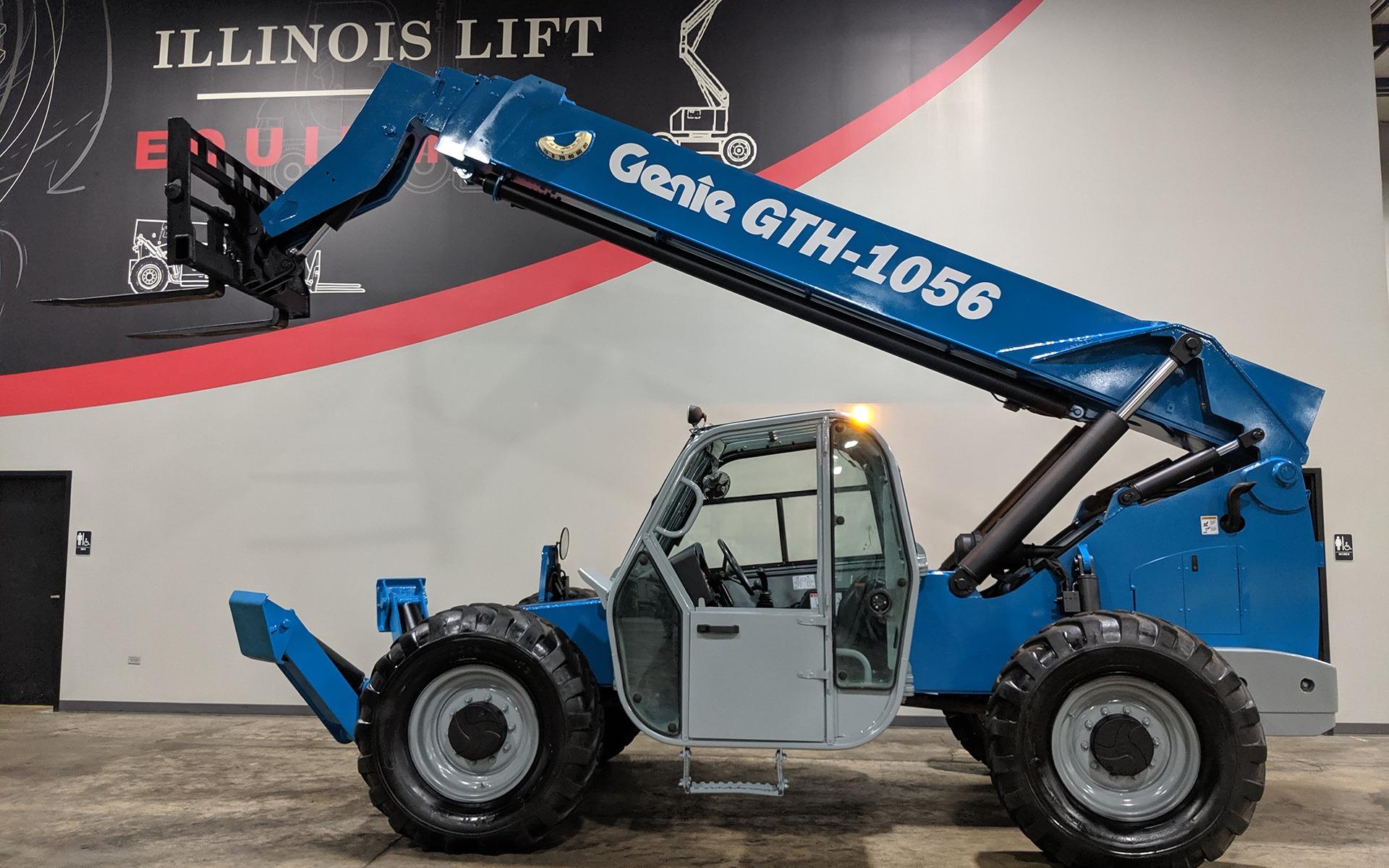 Used 2011 GENIE GTH1056  | Cary, IL