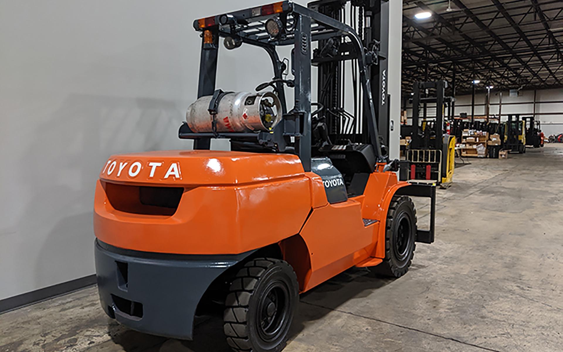 Used 2013 TOYOTA 7FGAU50  | Cary, IL