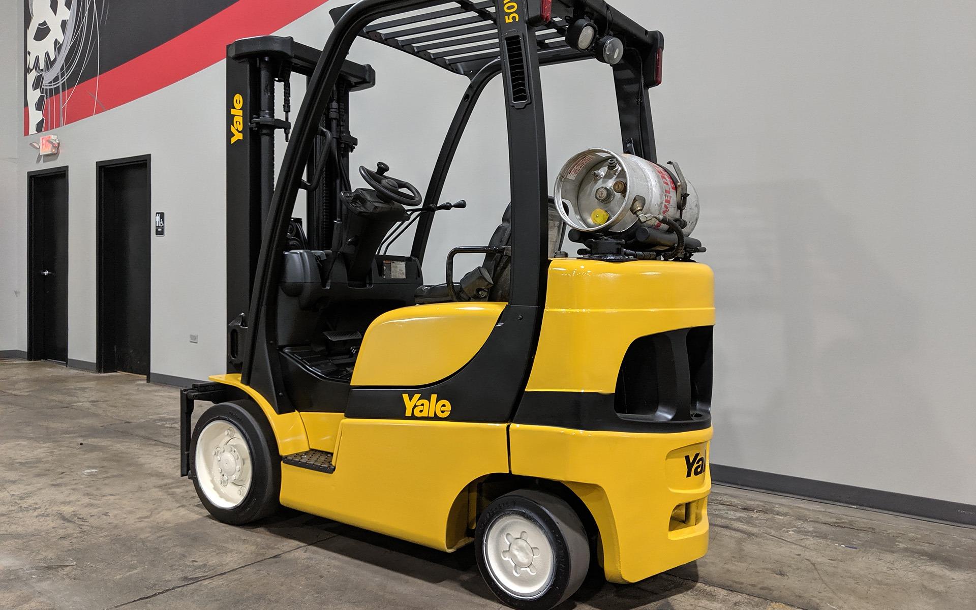 Used 2012 YALE GLC050VX  | Cary, IL