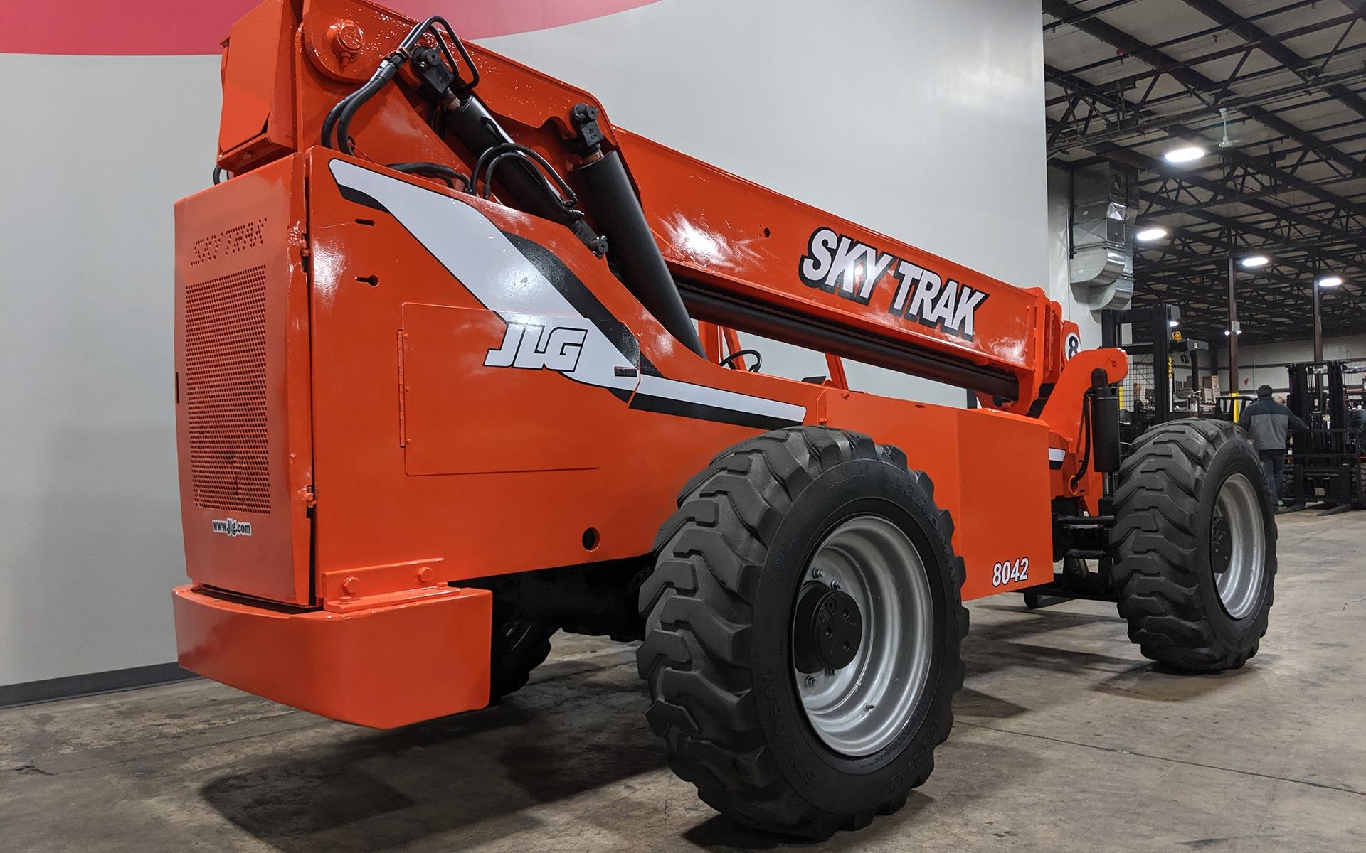 Used 2010 SKYTRAK 8042  | Cary, IL