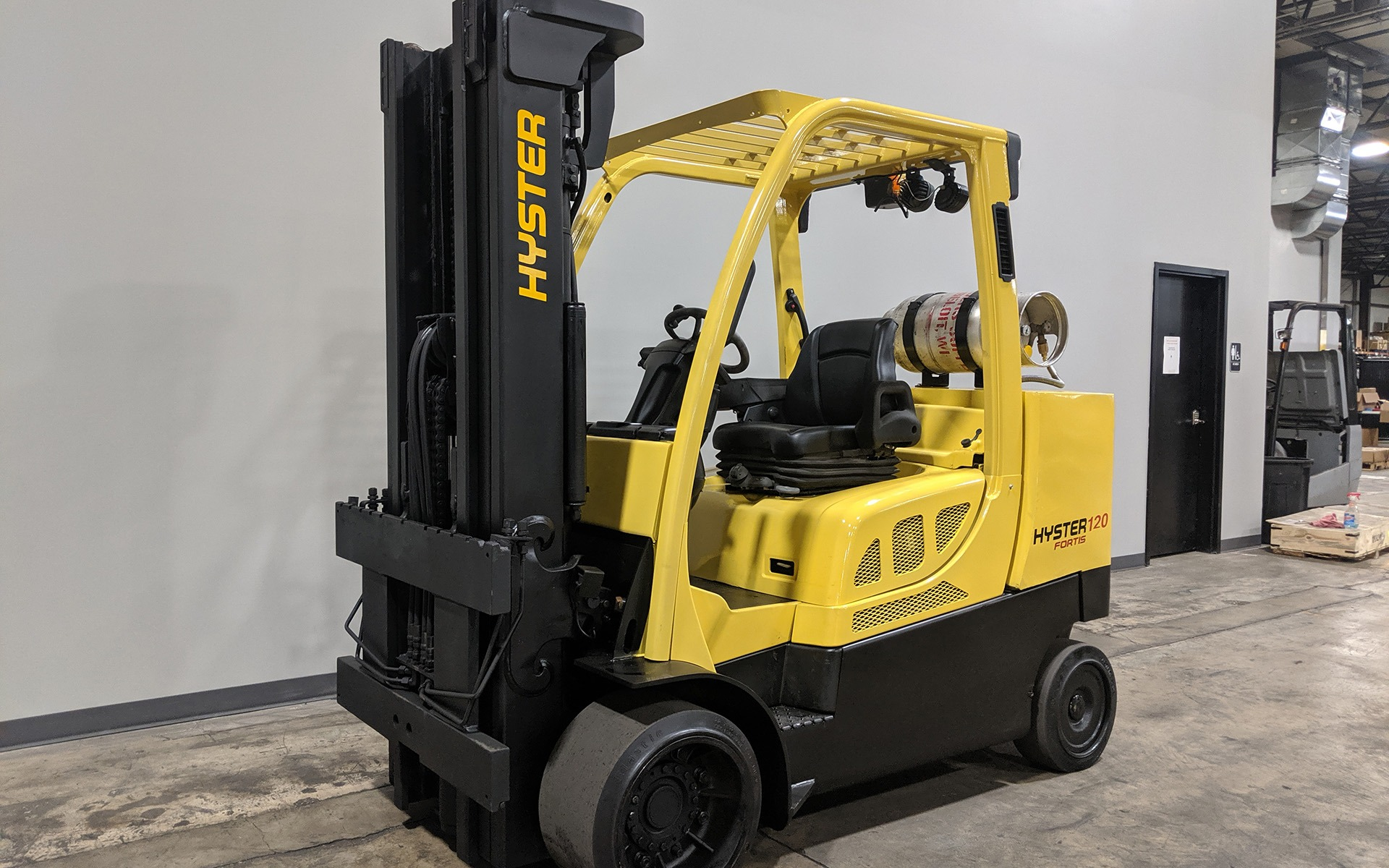 Used 2016 HYSTER S120FT-PRS  | Cary, IL