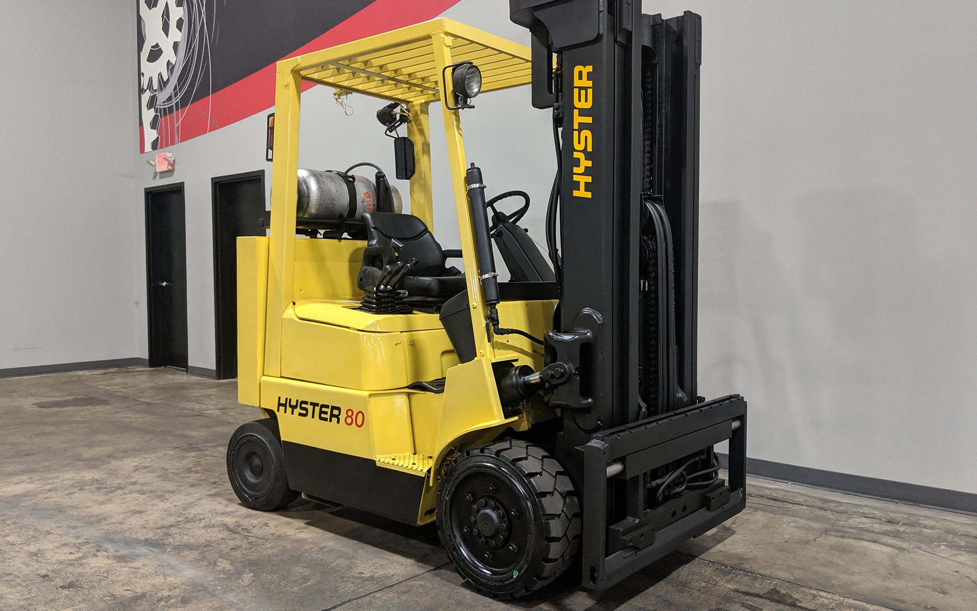 Used 2004 HYSTER S80XMBCS  | Cary, IL