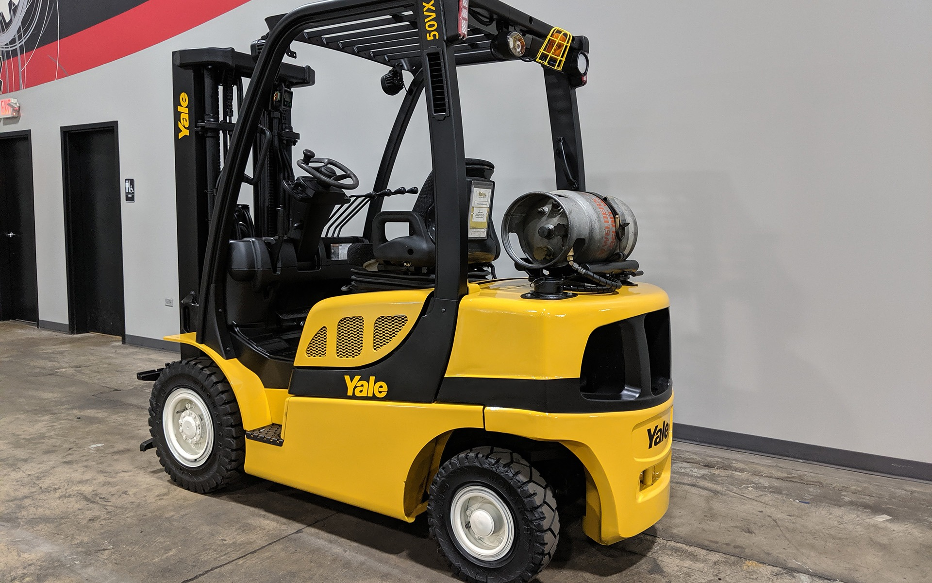 Used 2013 YALE GLP050VX  | Cary, IL