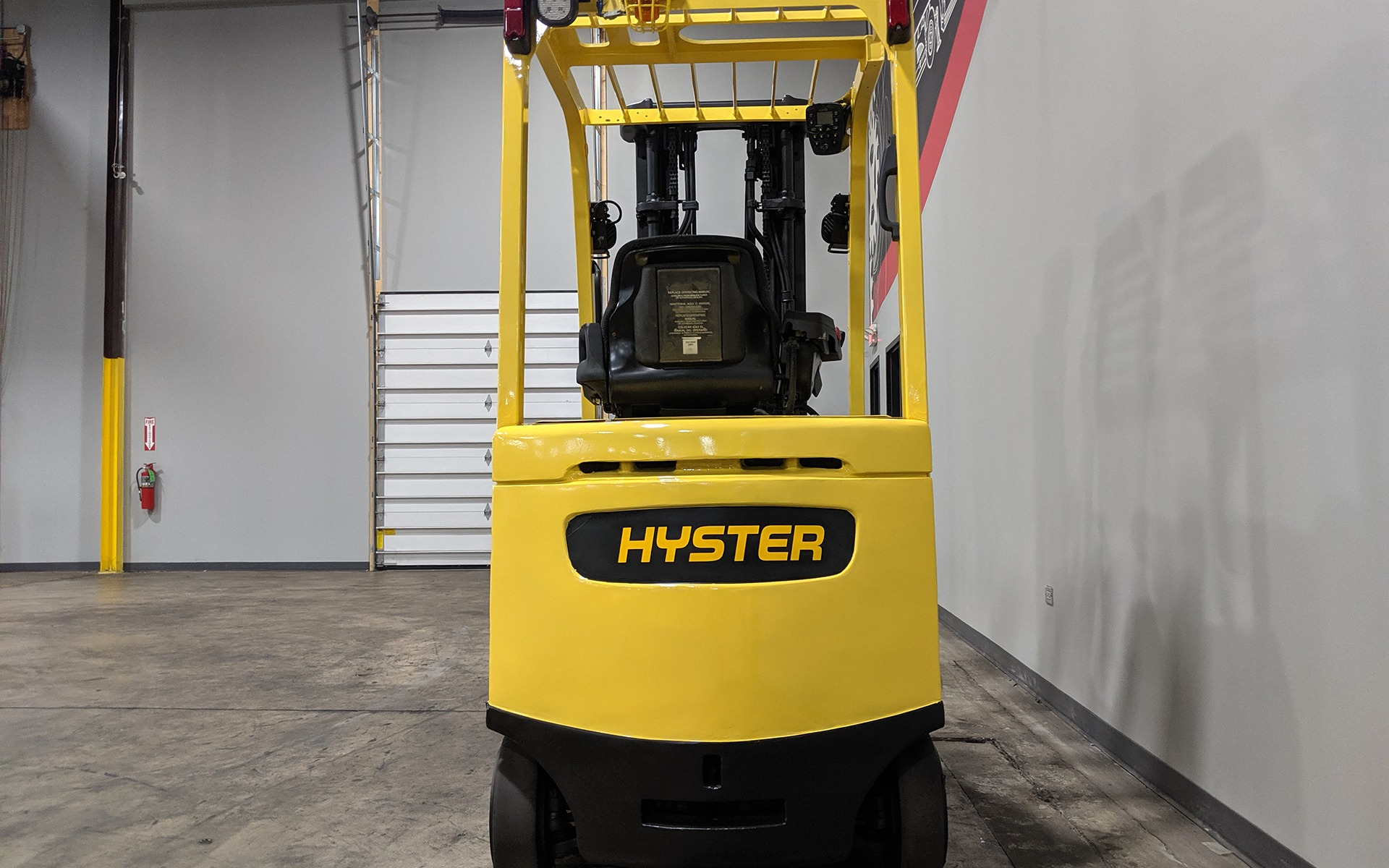 Used 2011 HYSTER E50XN  | Cary, IL