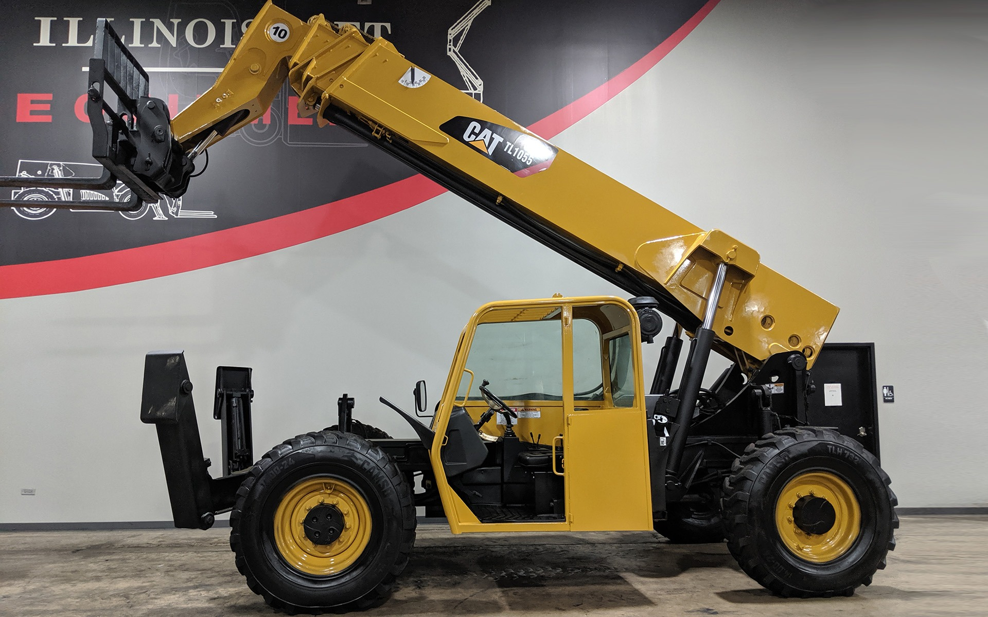 Used 2007 CATERPILLAR TL1055  | Cary, IL