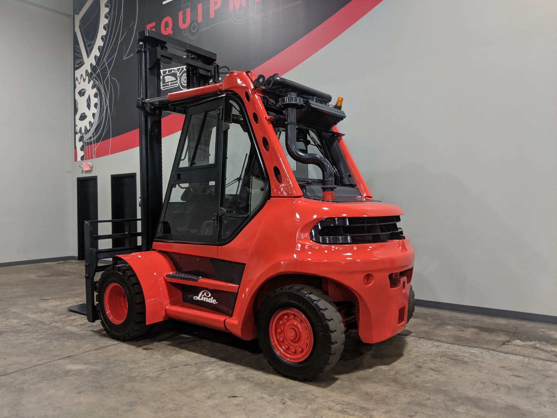 Used 2008 LINDE H60D  | Cary, IL
